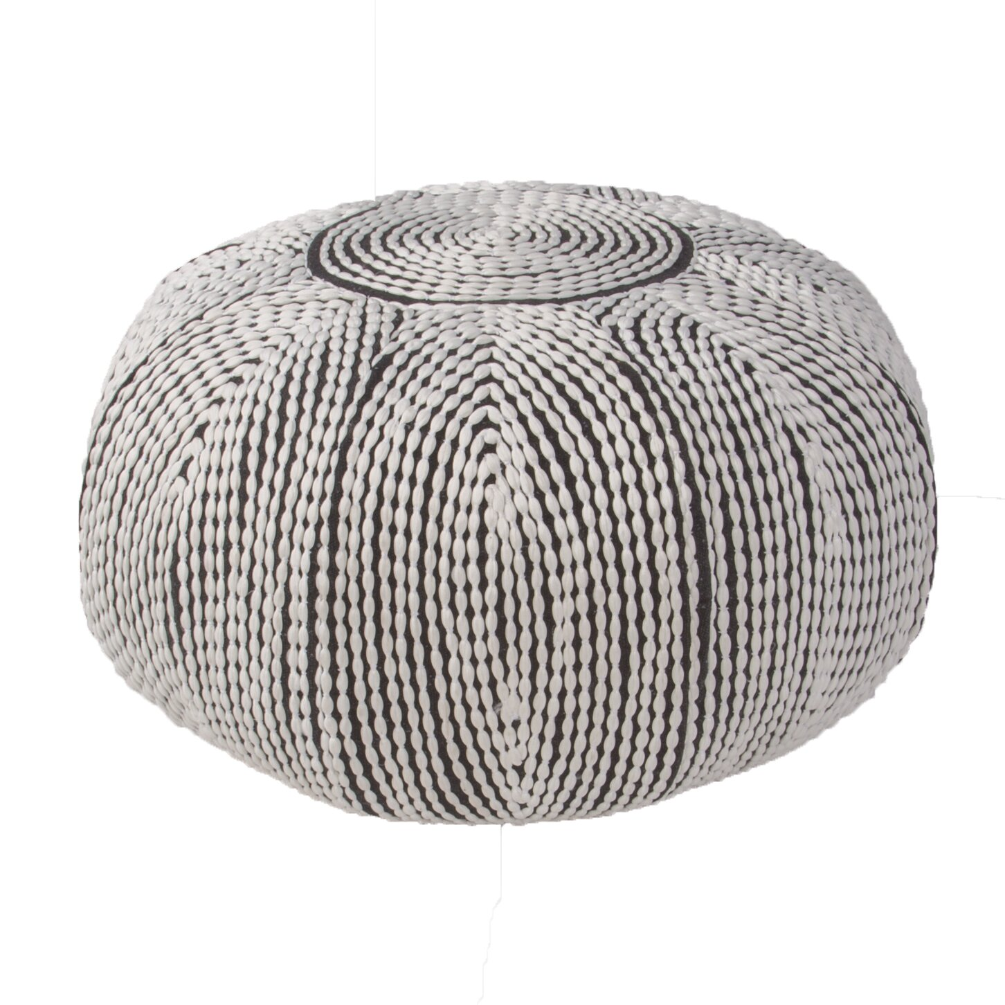 Jaipur Rugs Pasco Solid Polyester Pouf Ottoman Amp Reviews