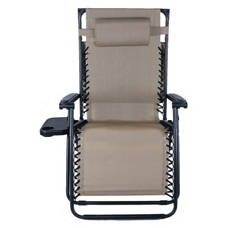 reclining zero gravity chair wayfair