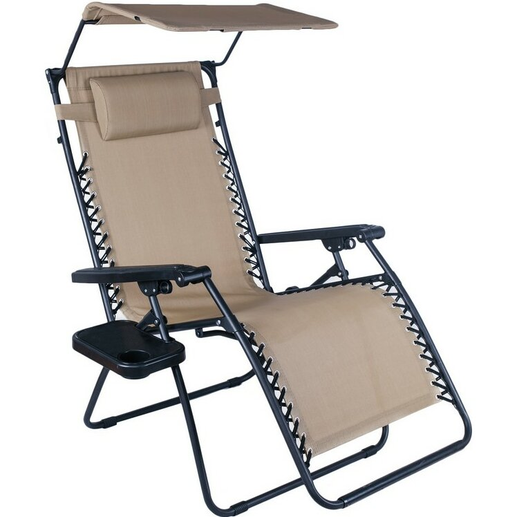Reclining Zero Gravity Chair by AdecoTrading