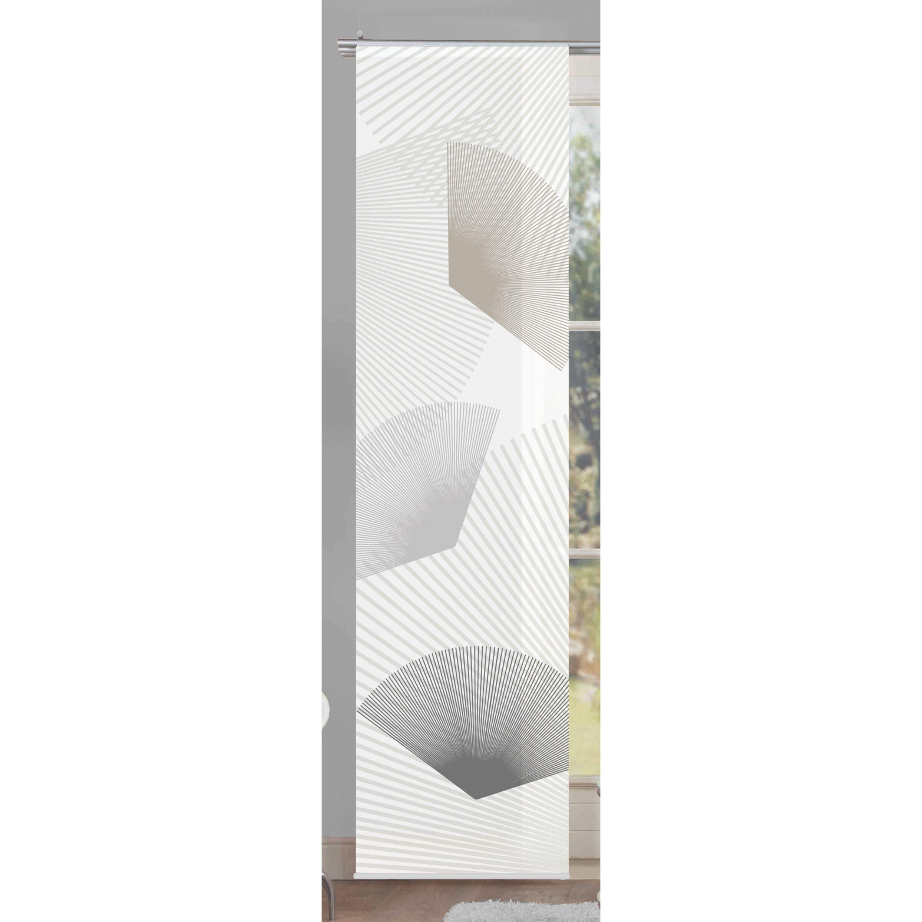 schiebvorhang barletta von home wohnideen. Black Bedroom Furniture Sets. Home Design Ideas
