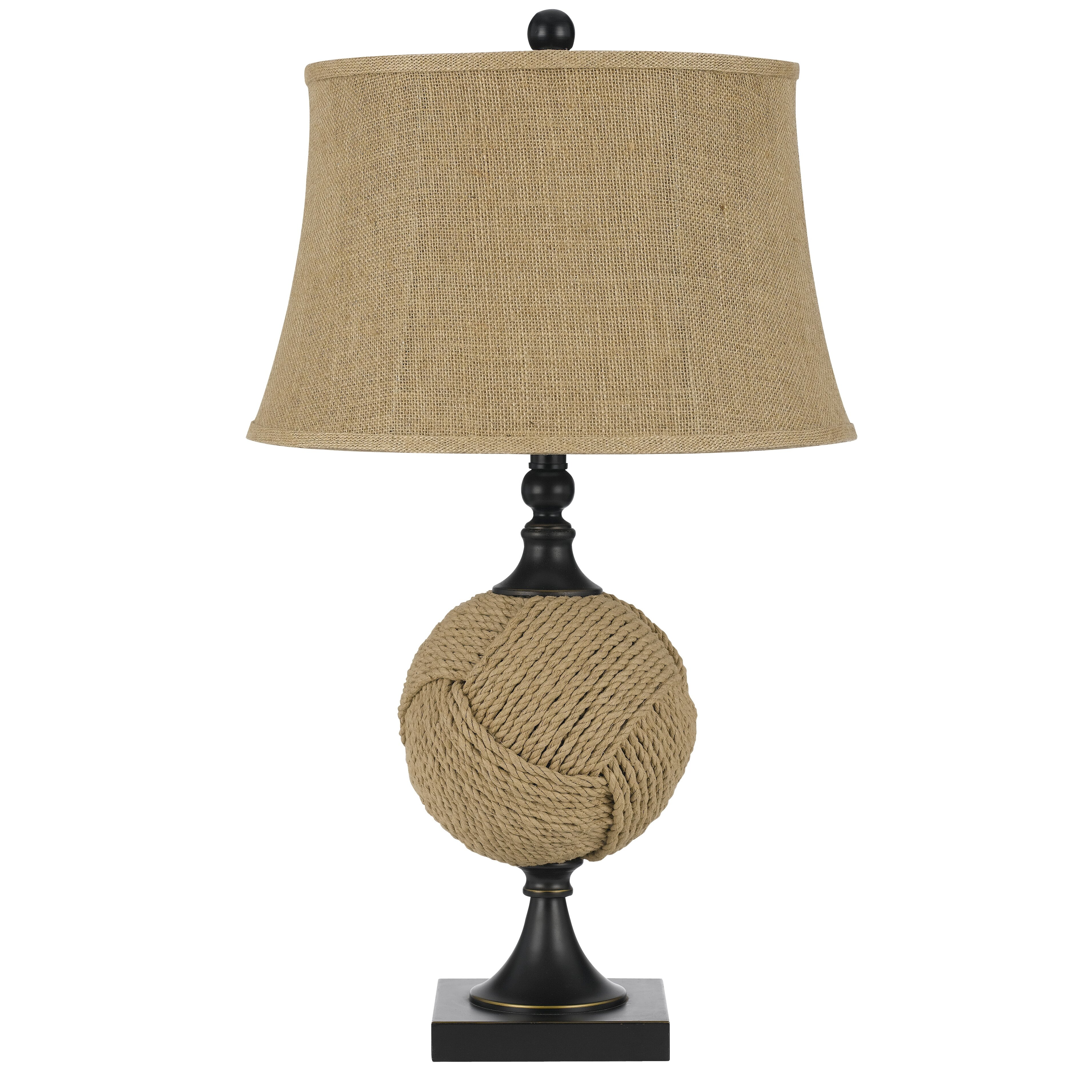 lighting lamps table lamps cal lighting sku cg2277. Black Bedroom Furniture Sets. Home Design Ideas