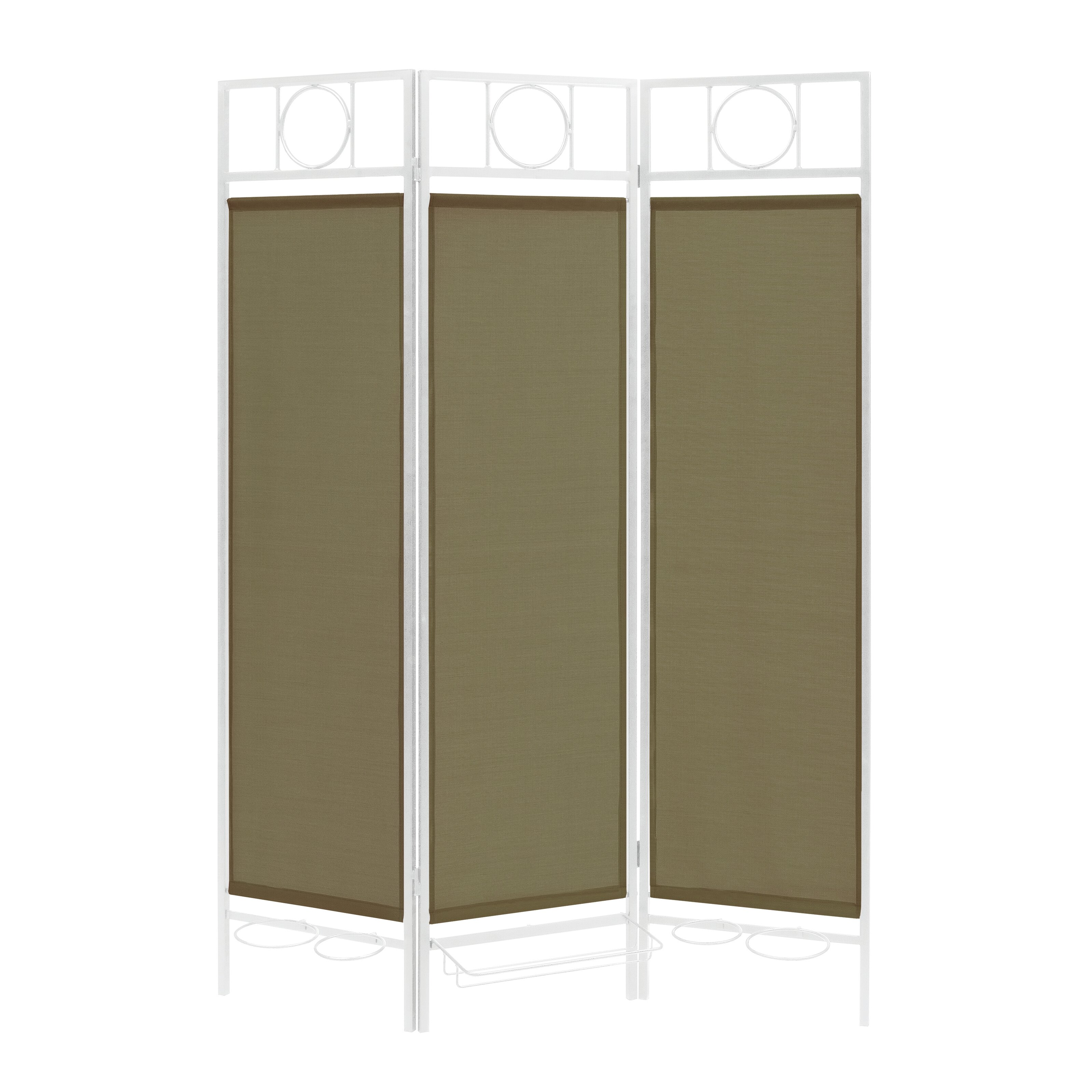 idm worldwide x 54 privacy screen in a box 3 panel room divider reviews wayfair. Black Bedroom Furniture Sets. Home Design Ideas