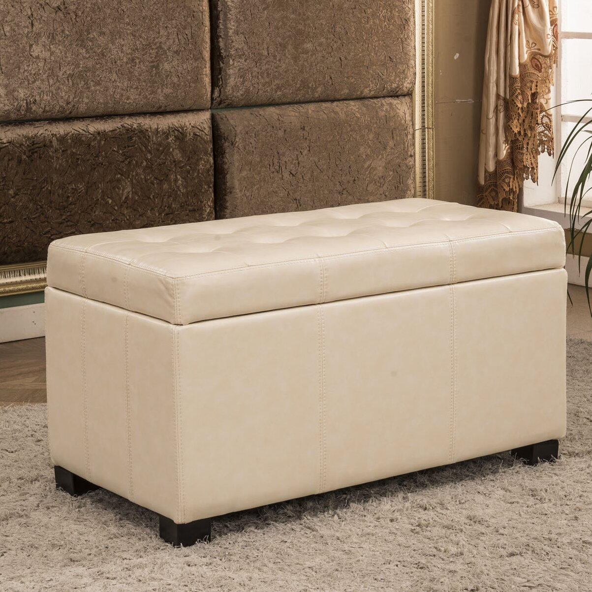 #8C623F  Collection Upholstered Storage Entryway Bench & Reviews Wayfair with 1203x1203 px of Brand New Upholstered Storage Benches 12031203 pic @ avoidforclosure.info