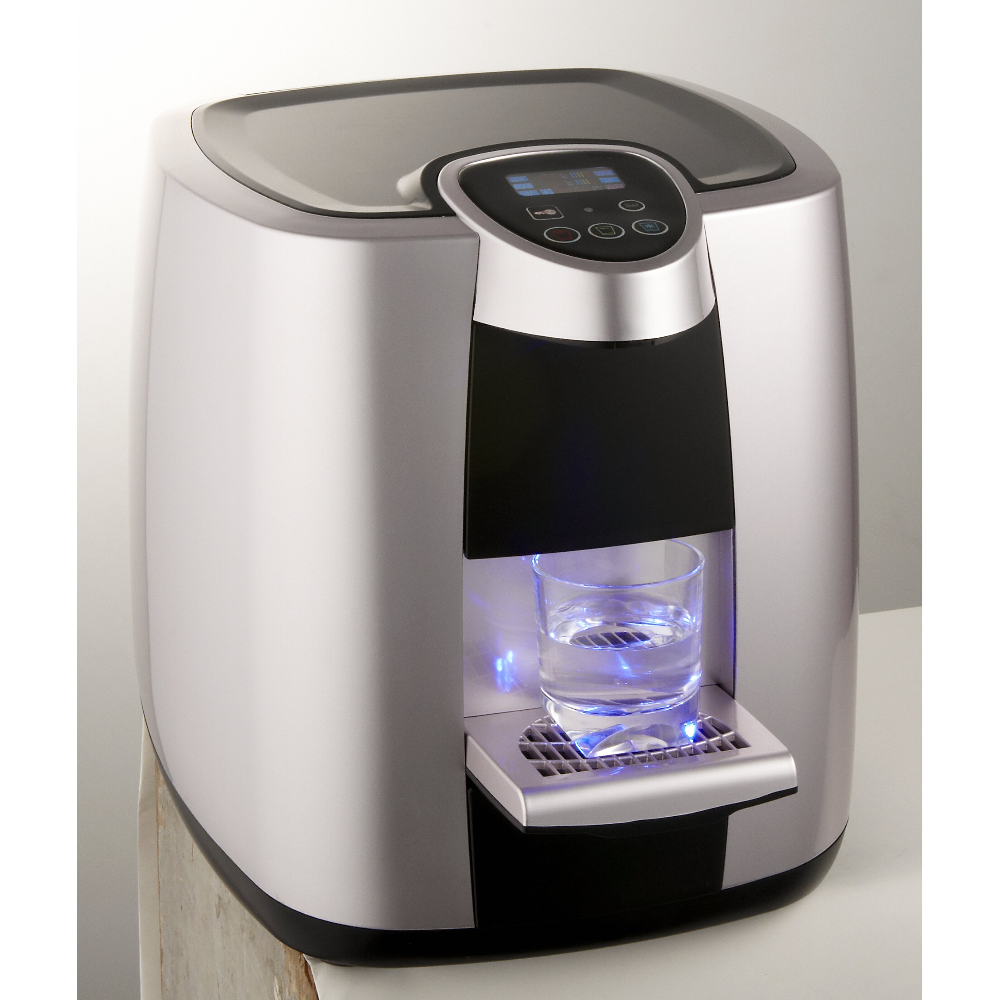 Countertop Hot And Cold Water Dispenser : Bottleless Countertop Hot and Cold Water Cooler by Sage Water Coolers