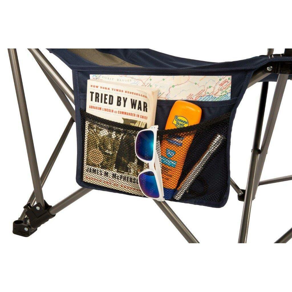 Stupendous Kamp Rite Chair With Detachable Footrest On Popscreen Dailytribune Chair Design For Home Dailytribuneorg