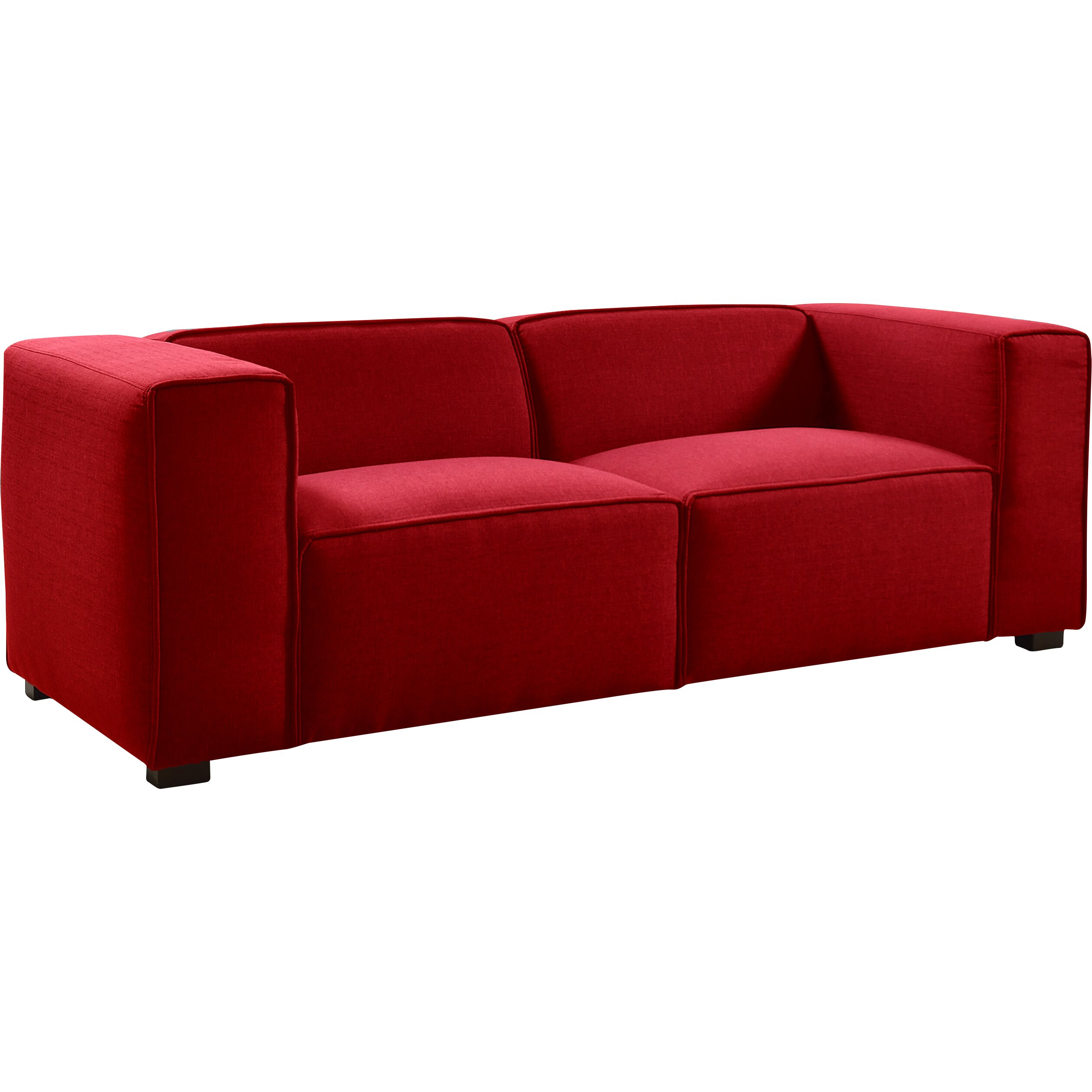Overstuffed Sofa Wayfair