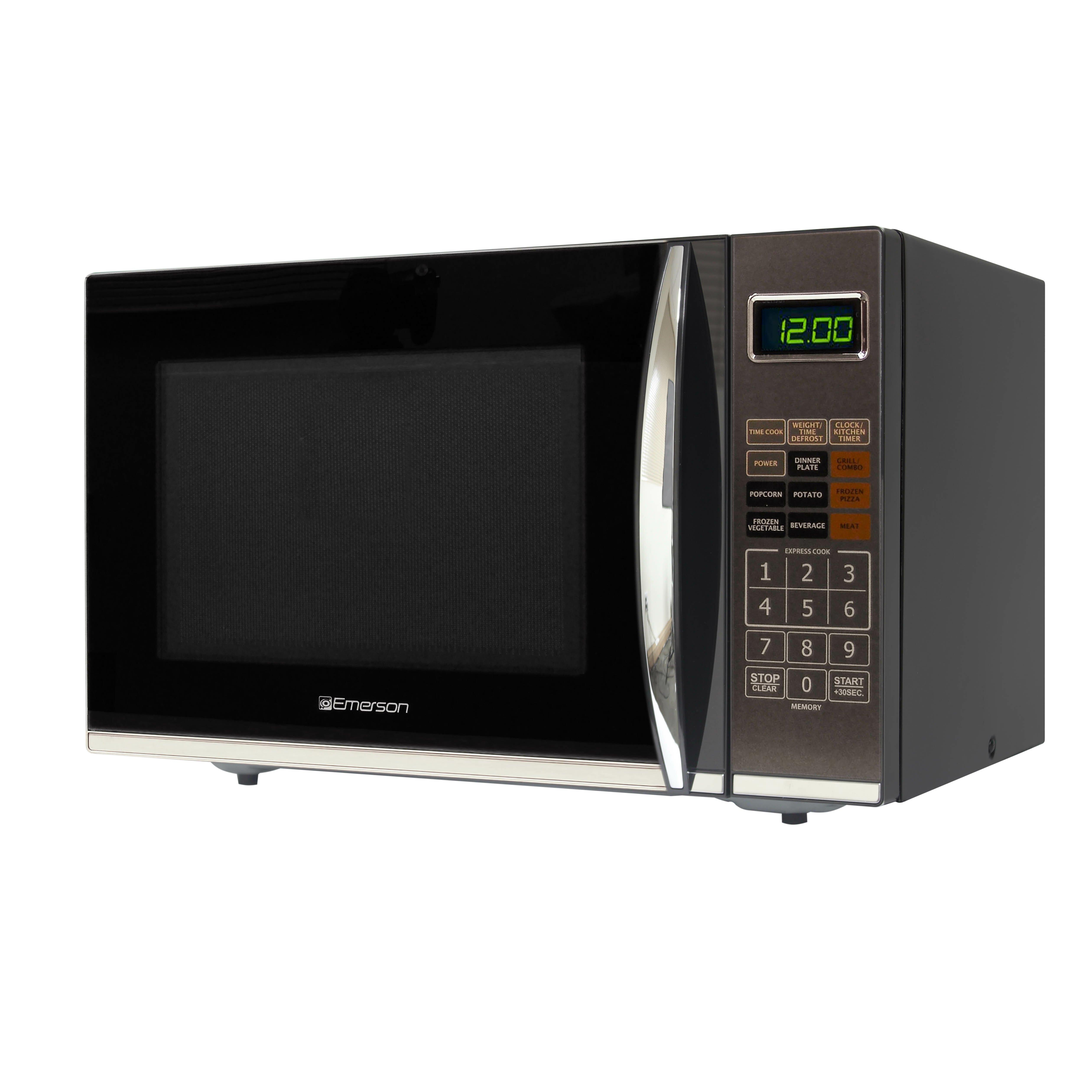 Countertop Microwave Grill : ... Radio 1.2 Cu. Ft. 1100W Countertop Microwave & Reviews Wayfair