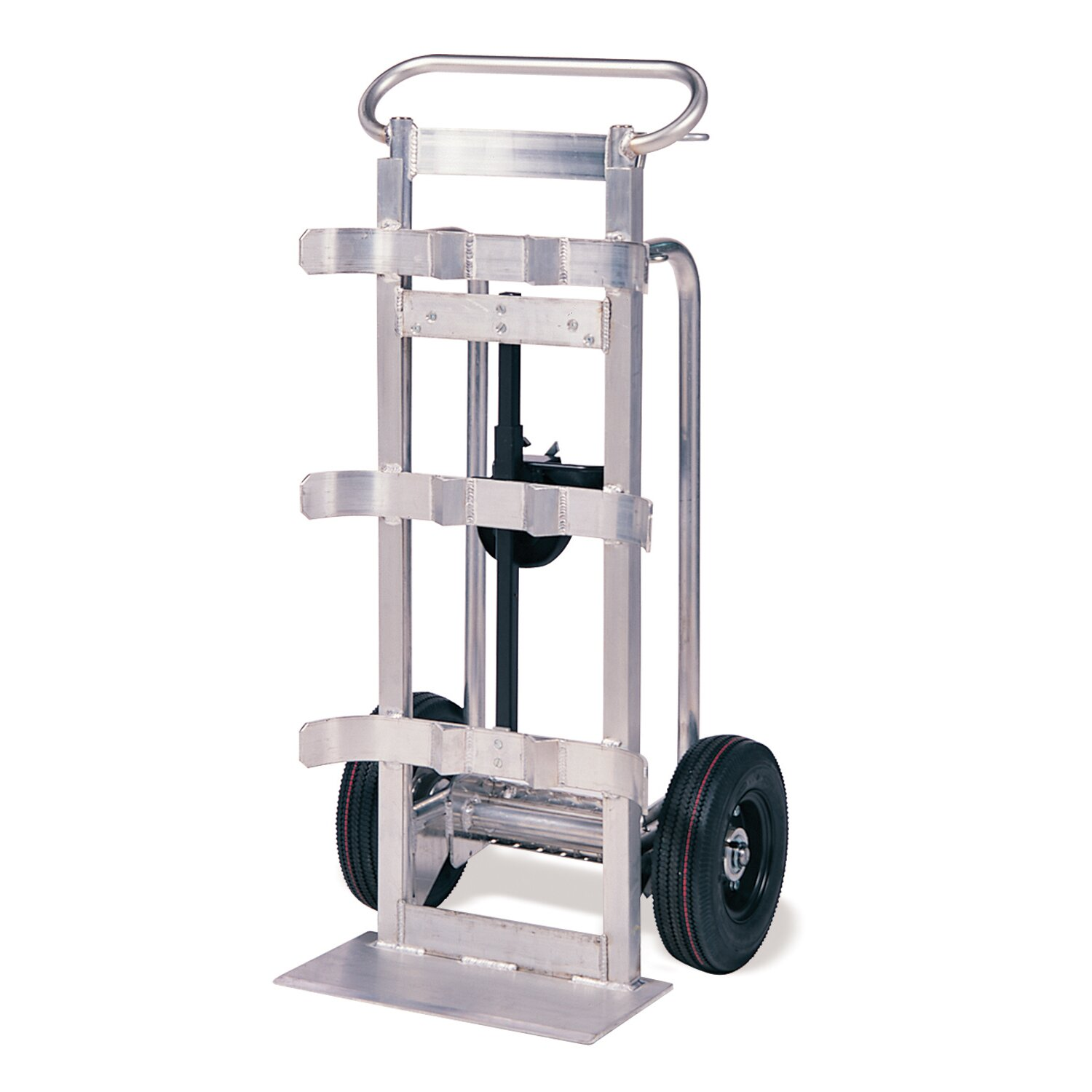 50 x 22 x 10 heavy duty double aluminum frame cylinder for Valley craft hand truck