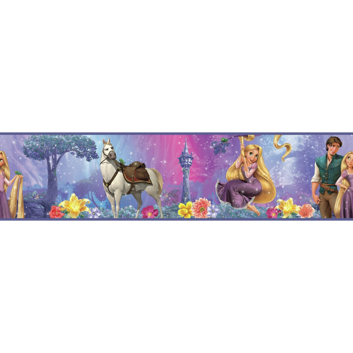 disney tangled rapunzel room makeover wall decal wayfair