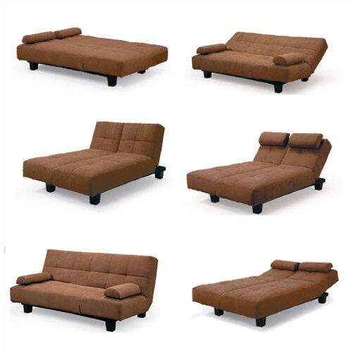 LifeStyle Solutions Serta Dream Convertible Sofa & Reviews