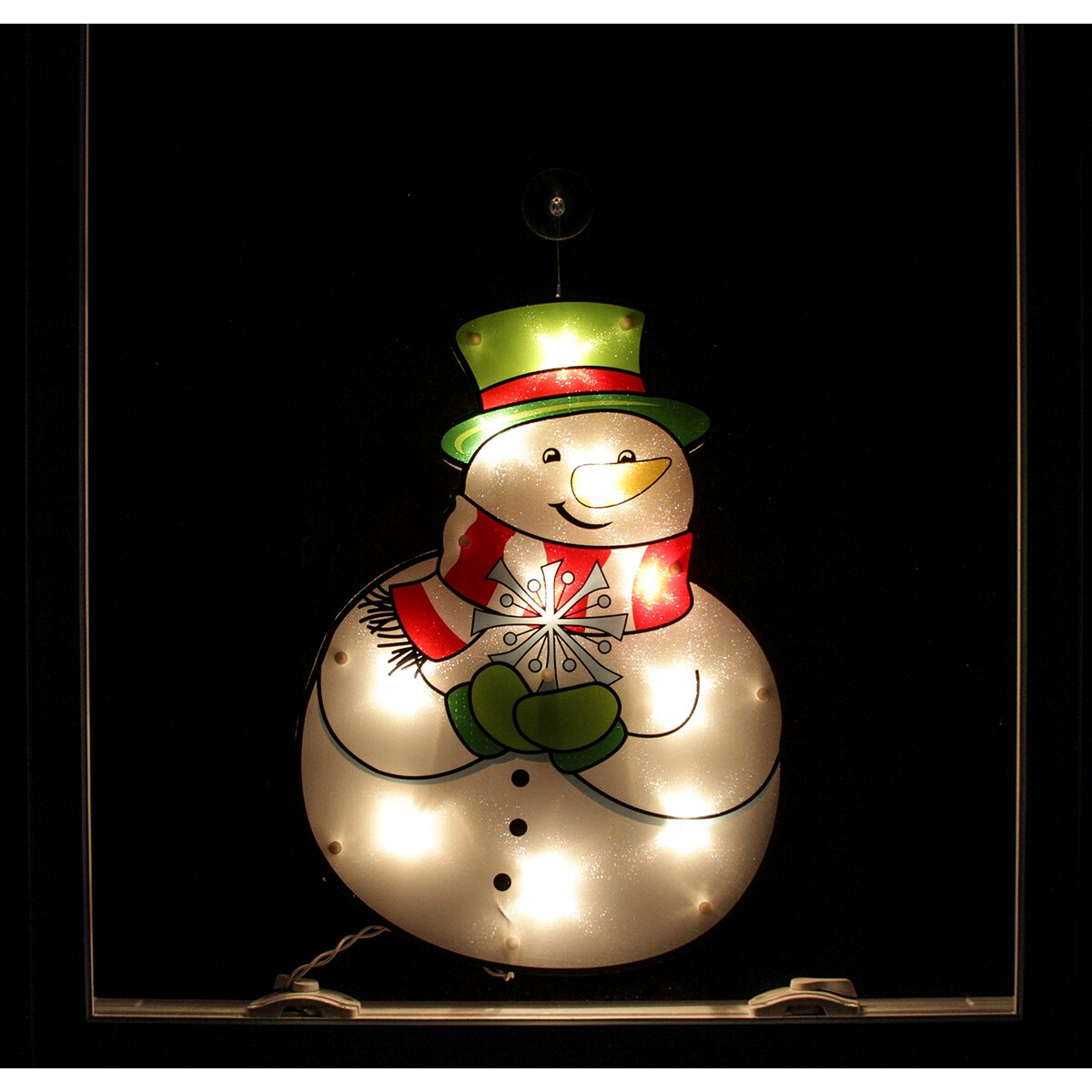Lighted Window Christmas Decorations Sale