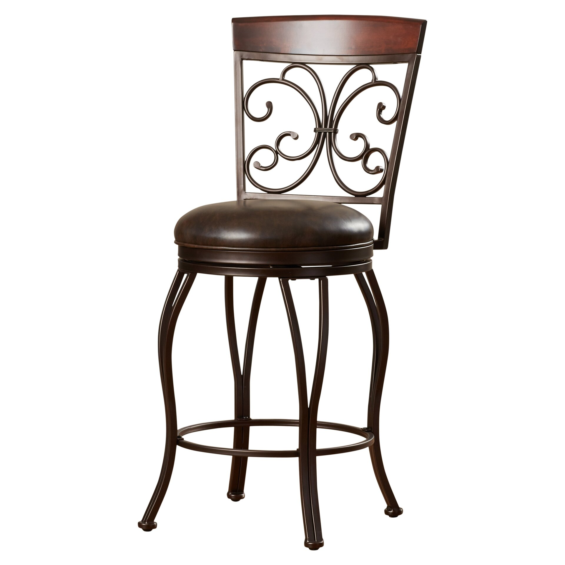 Darby Home Co Edenfield 30 Swivel Bar Stool Reviews