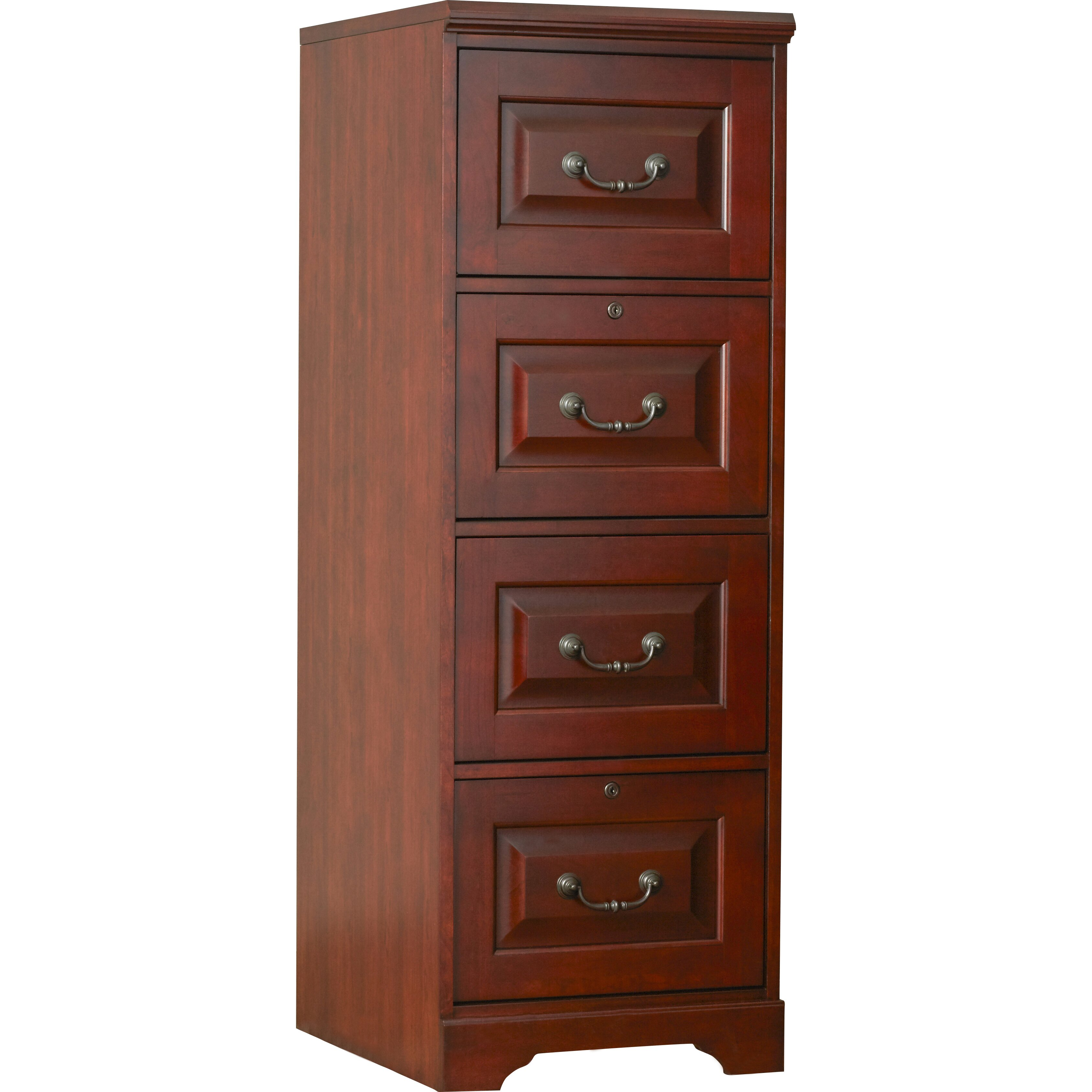 Darby Home Co 4 Drawer File Cabinet & Reviews