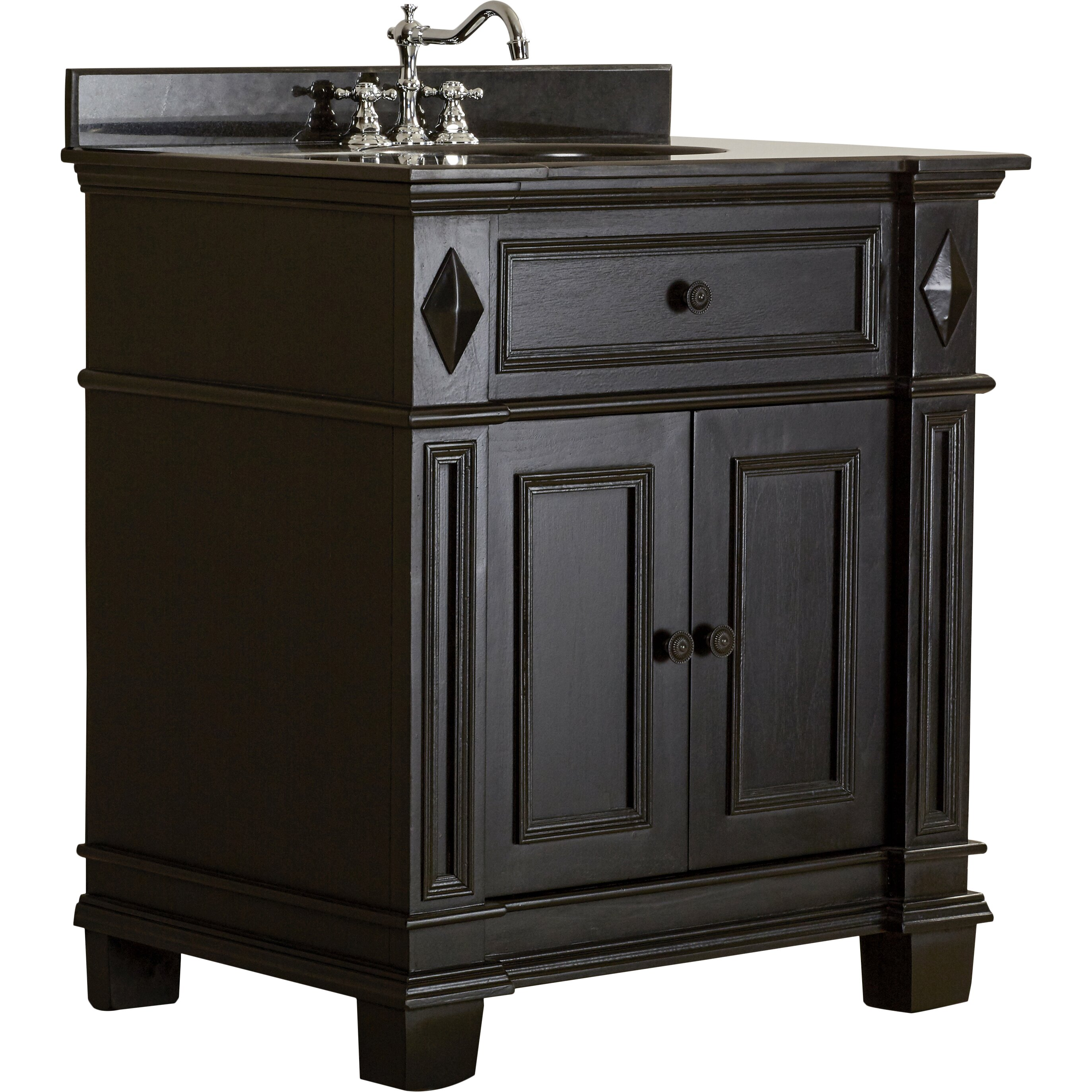 Darby Home Co Shoen 31quot; Single Bathroom Vanity Set amp; Reviews  Wayfair