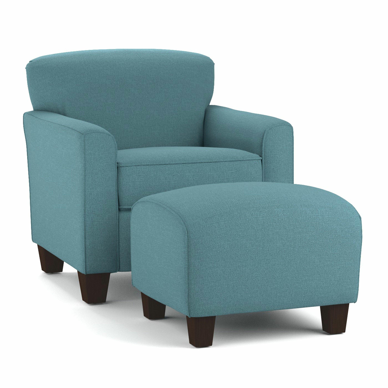 Alcott Hill Arm Chair Amp Ottoman Set Amp Reviews Wayfair