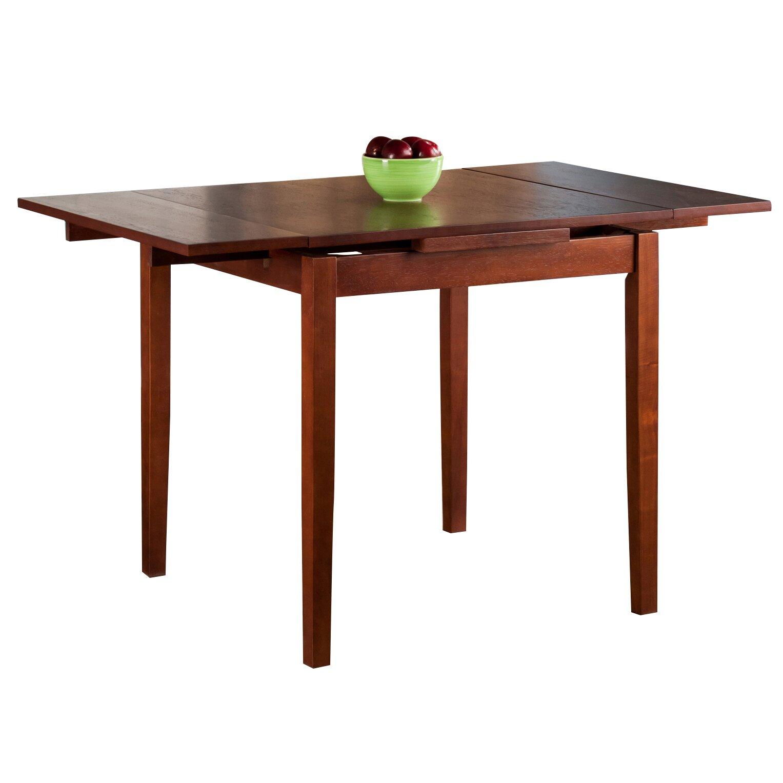 alcott hill extendable dining table reviews wayfair. Black Bedroom Furniture Sets. Home Design Ideas