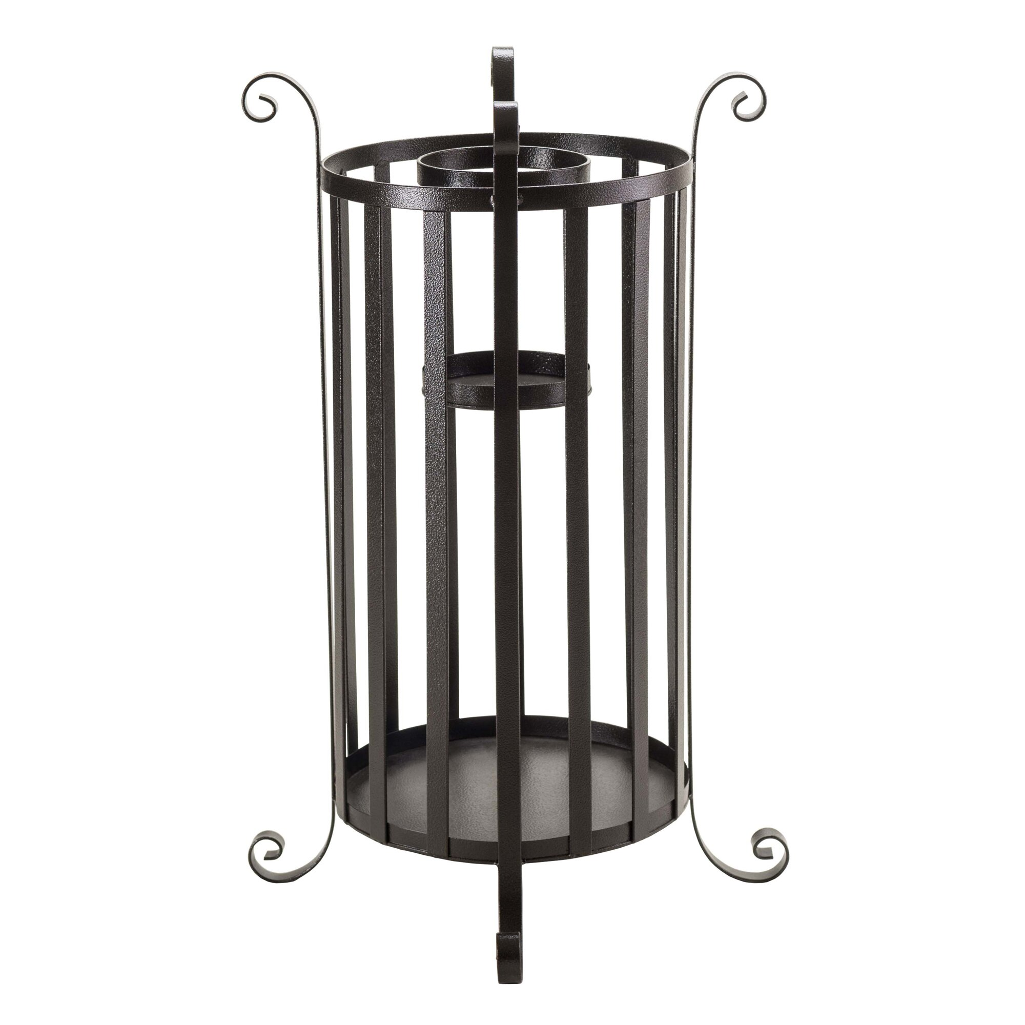 Charlton Home Luna Umbrella Stand & Reviews