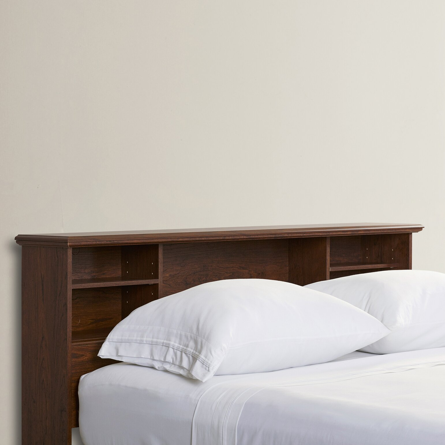 Full Wood Headboard : Charlton Home Full/Queen Wood Headboard & Reviews  Wayfair