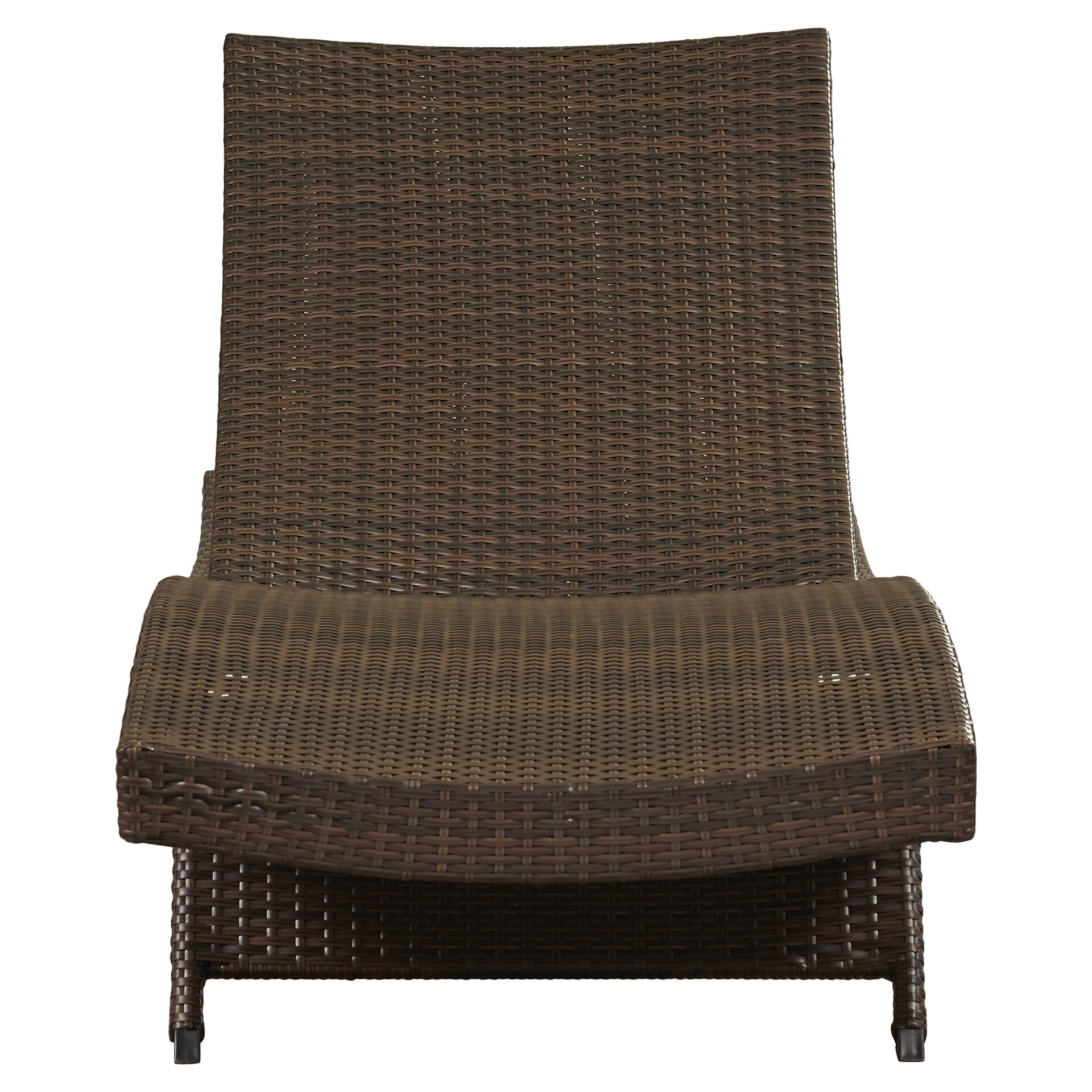 Brayden Studio Mathena Adjustable Chaise Lounge Amp Reviews