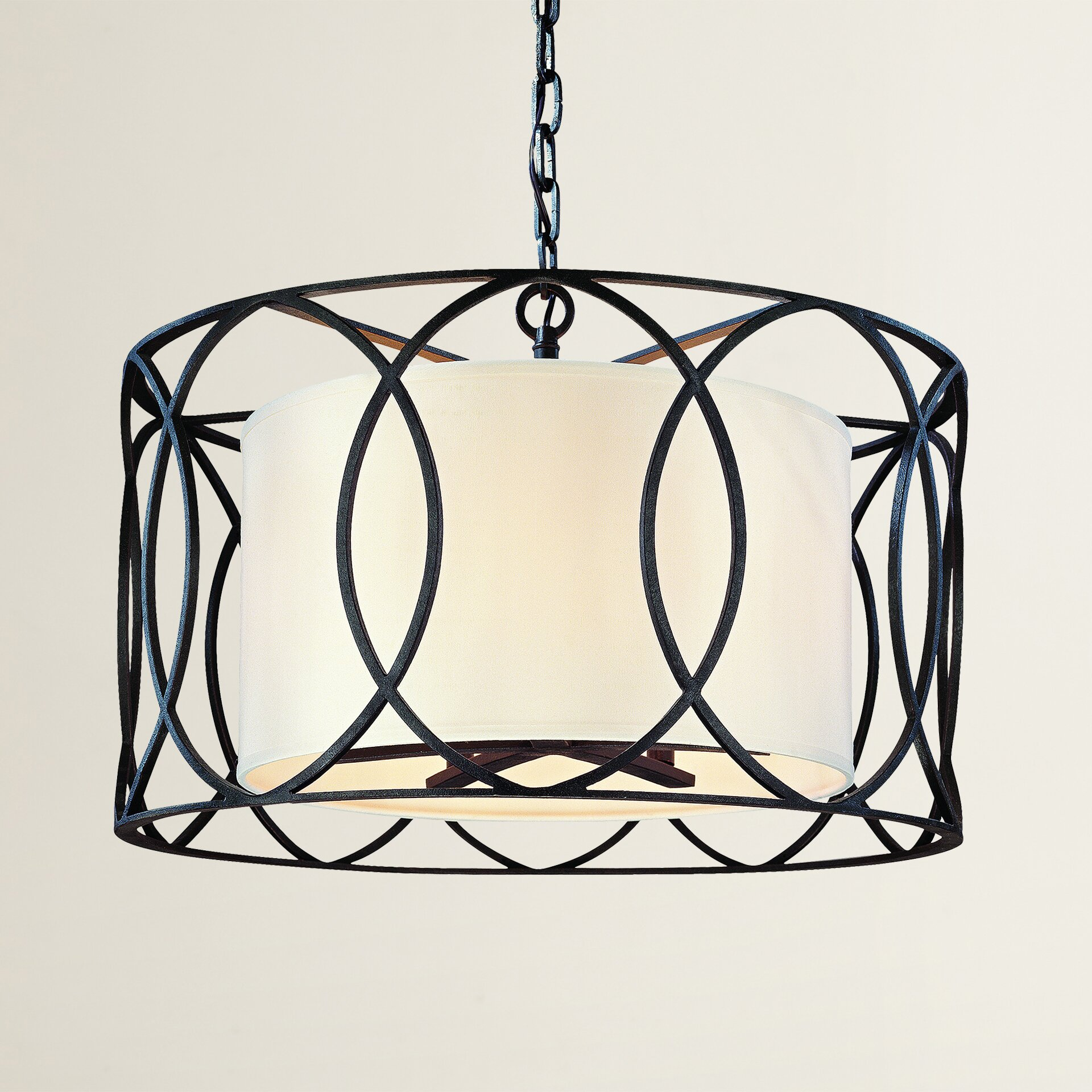 Wayfair Dining Room Lighting: Brayden Studio Balducci 5 Light Dining Foyer Pendant
