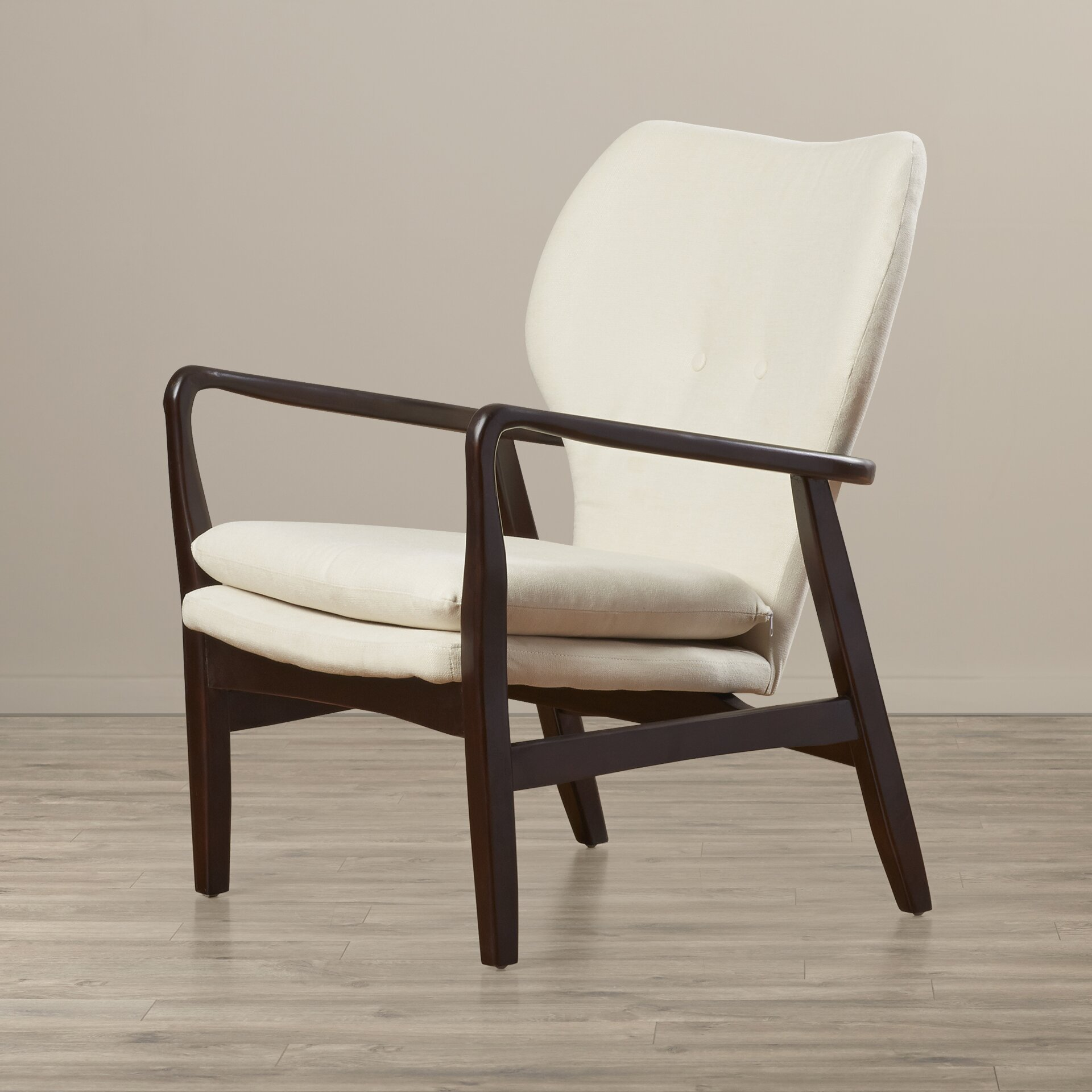 Langley Street Luther Arm Chair & Reviews