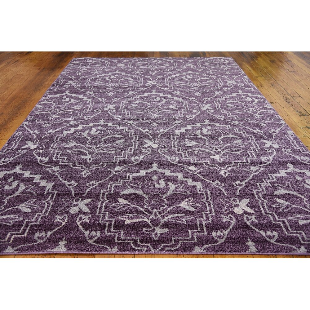 purple damask rug for - photo #27