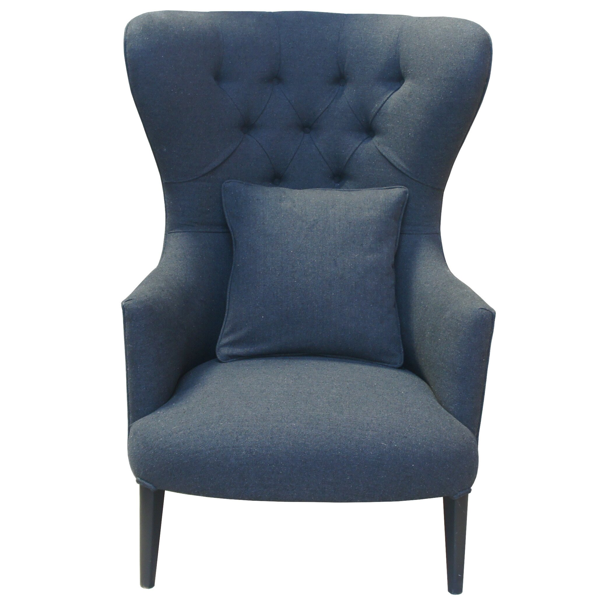 skiros french connections fauteuil oreille paris armchair wayfair uk. Black Bedroom Furniture Sets. Home Design Ideas