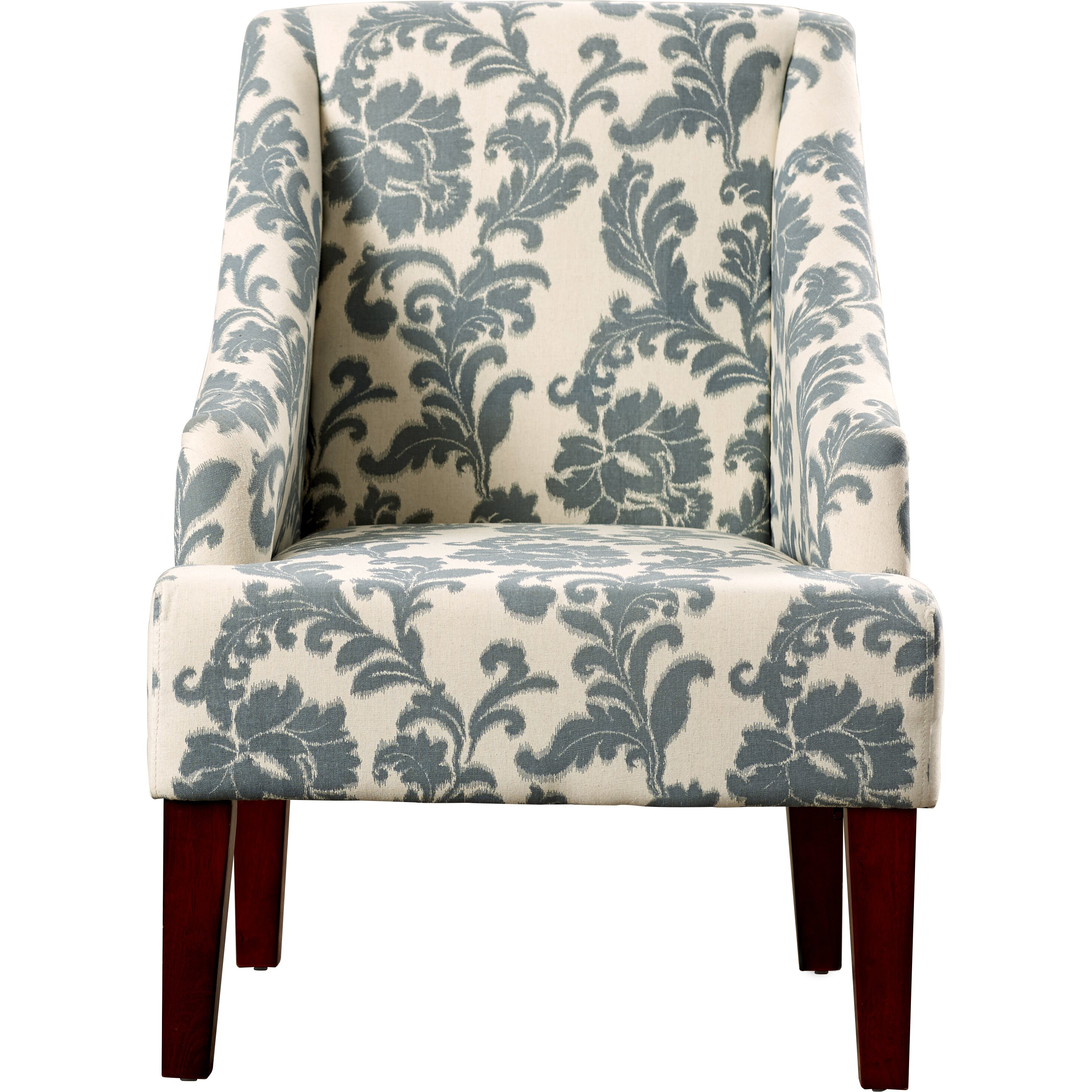 Lark Manor Luce Ikat Arm Chair & Reviews | Wayfair