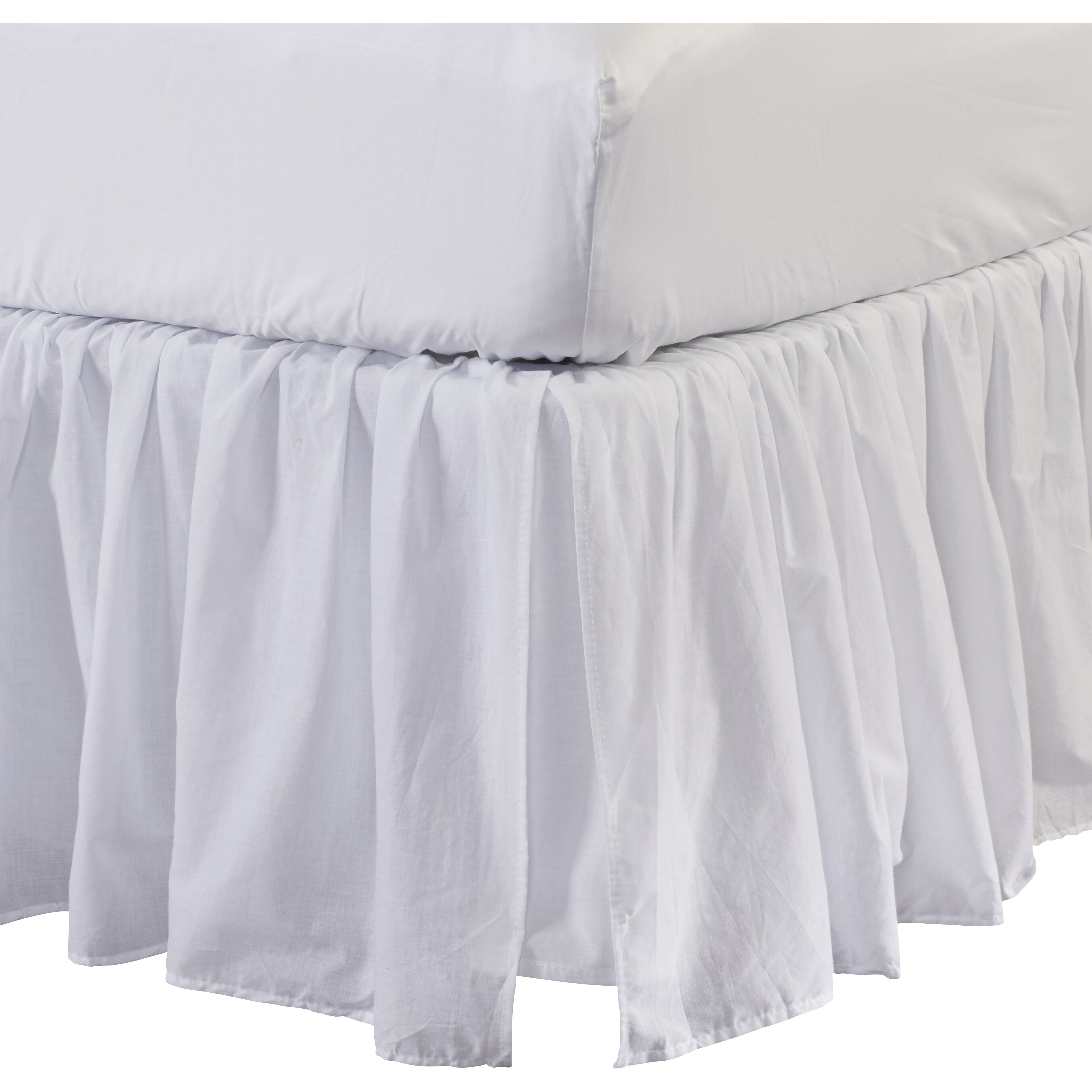 Cotton Bed Skirt 69