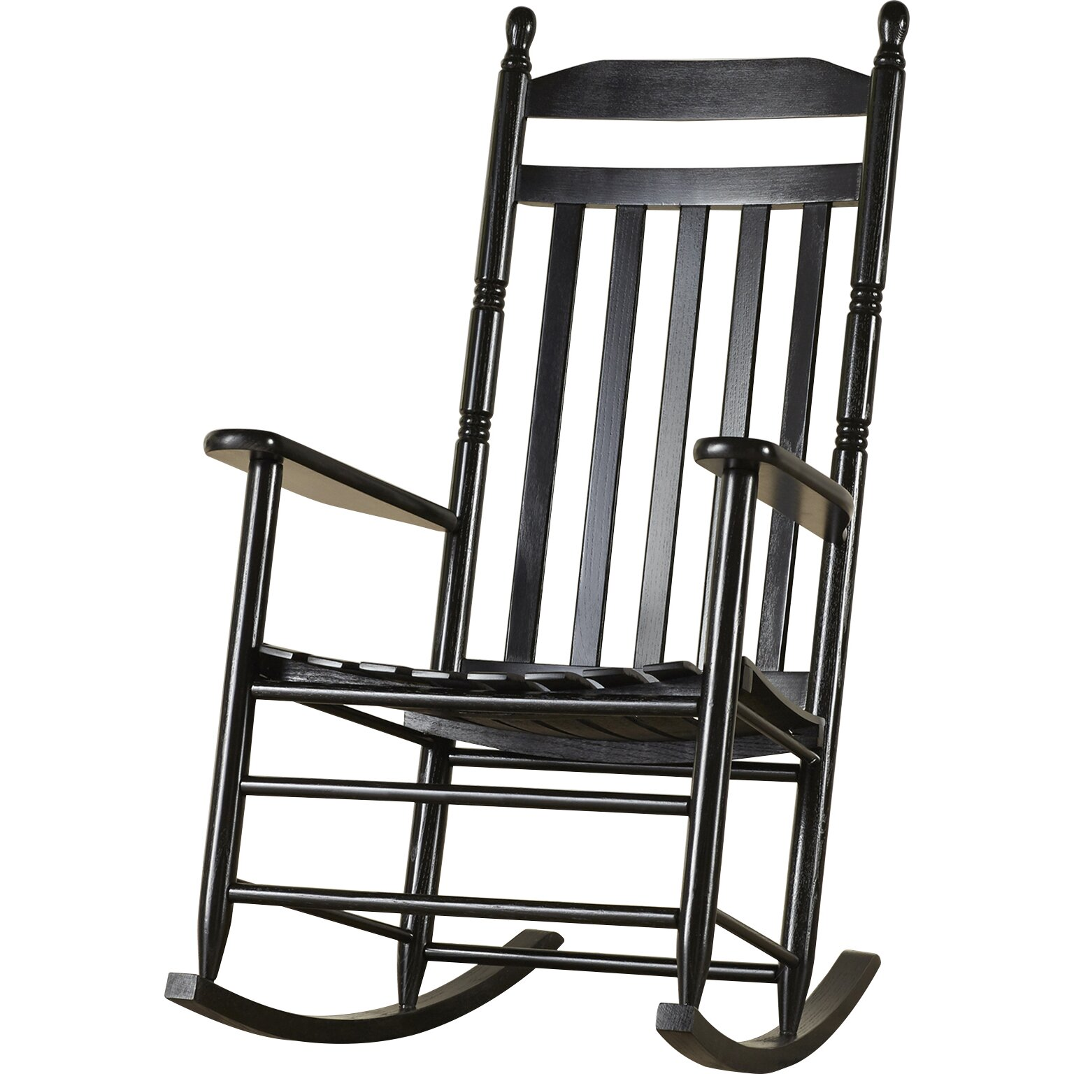 August Grove Janelle Indoor Outdoor Rocking Chair