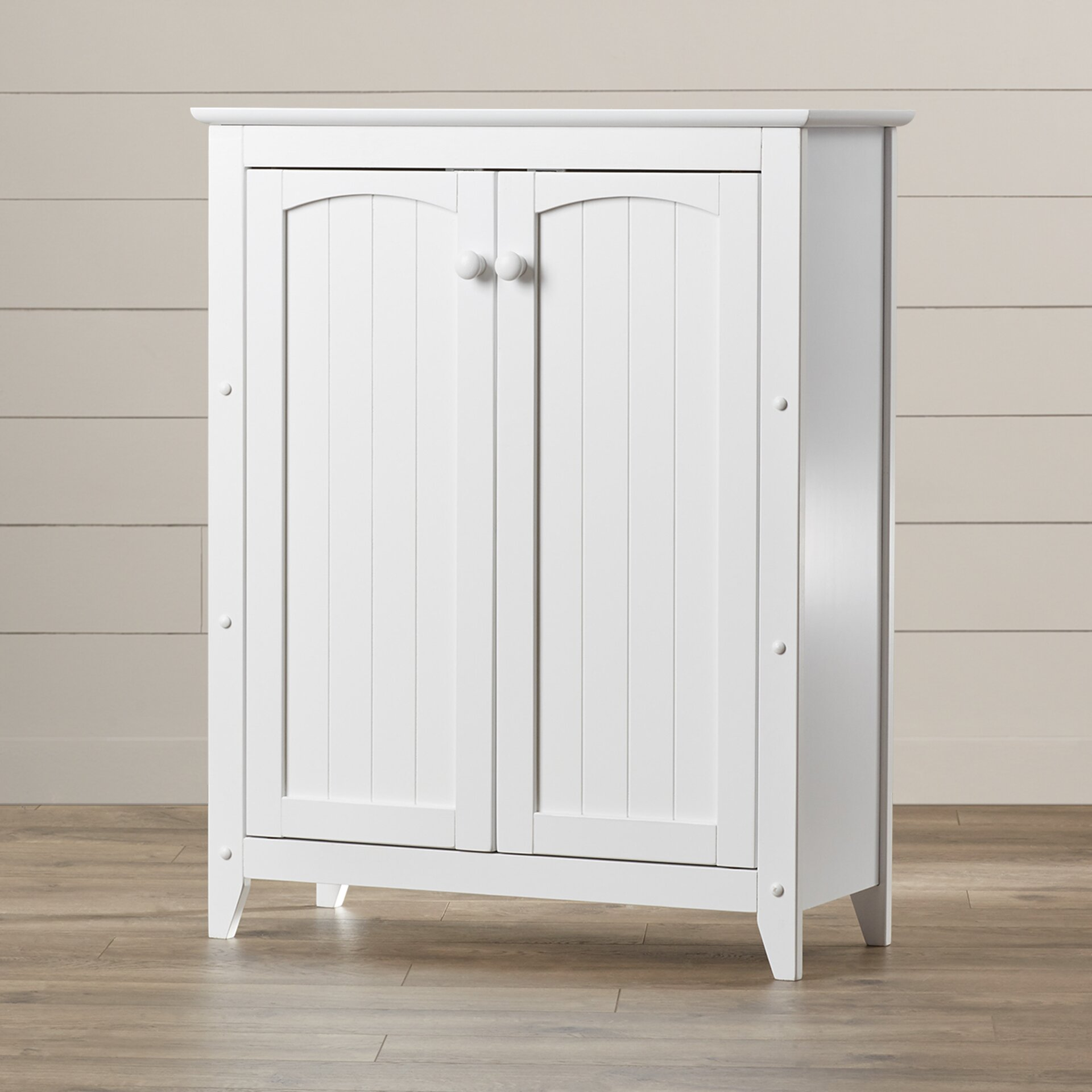 August grove 2 door cabinet reviews wayfair for One day doors and closets reviews