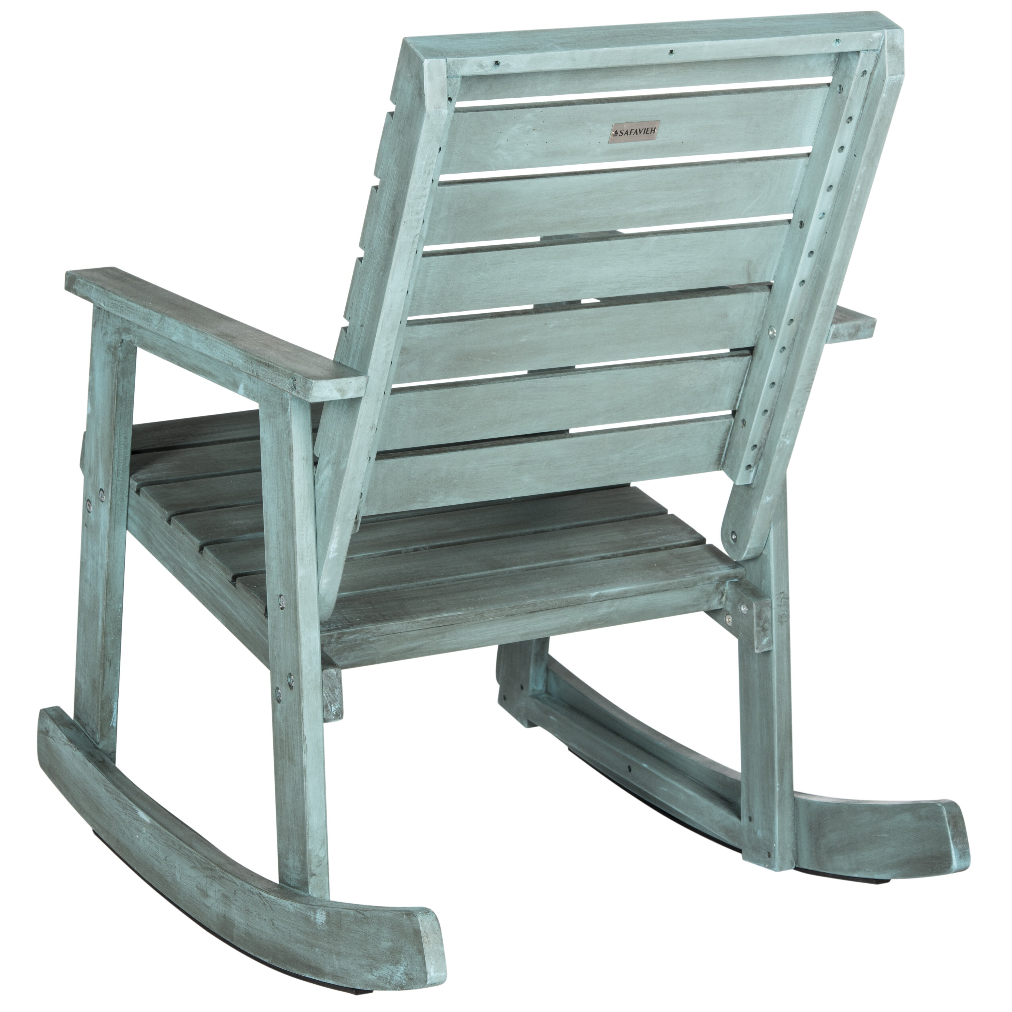 Outdoor Patio Furniture ... Patio Rocking Chairs One Allium Way SKU ...