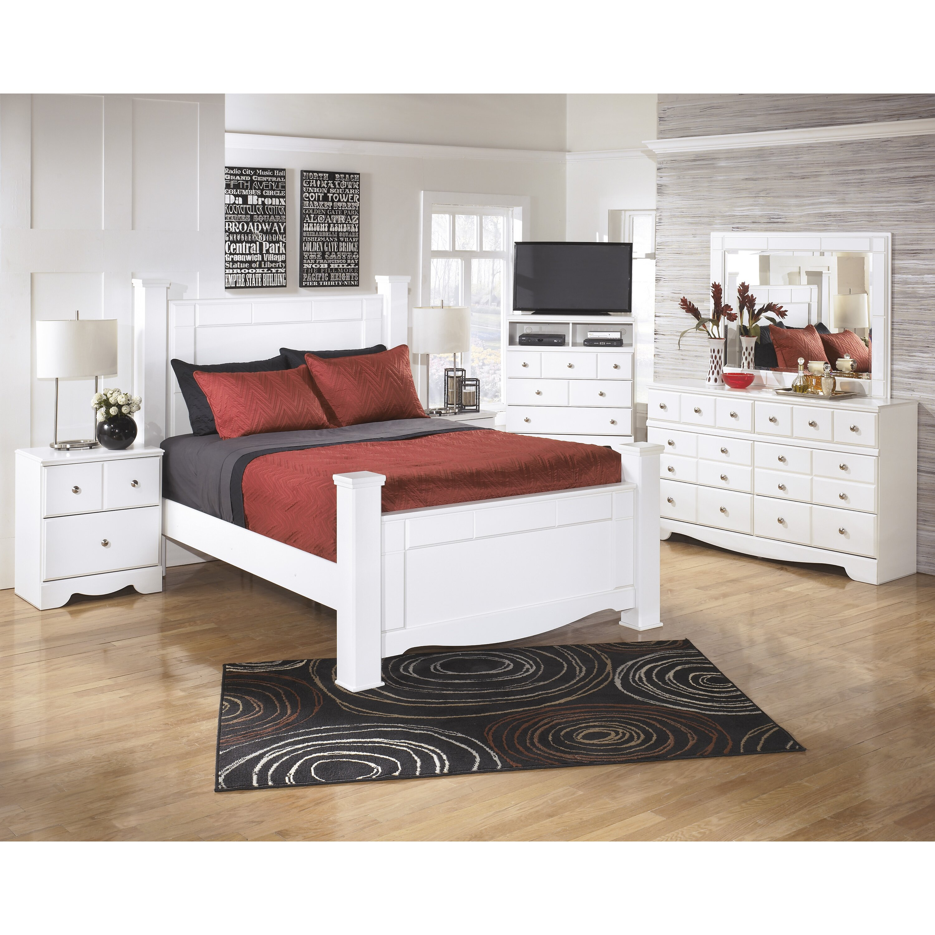 Patio Furniture For Sale In Fayetteville Nc: Beachcrest Home Weeki 6 Drawer Dresser & Reviews