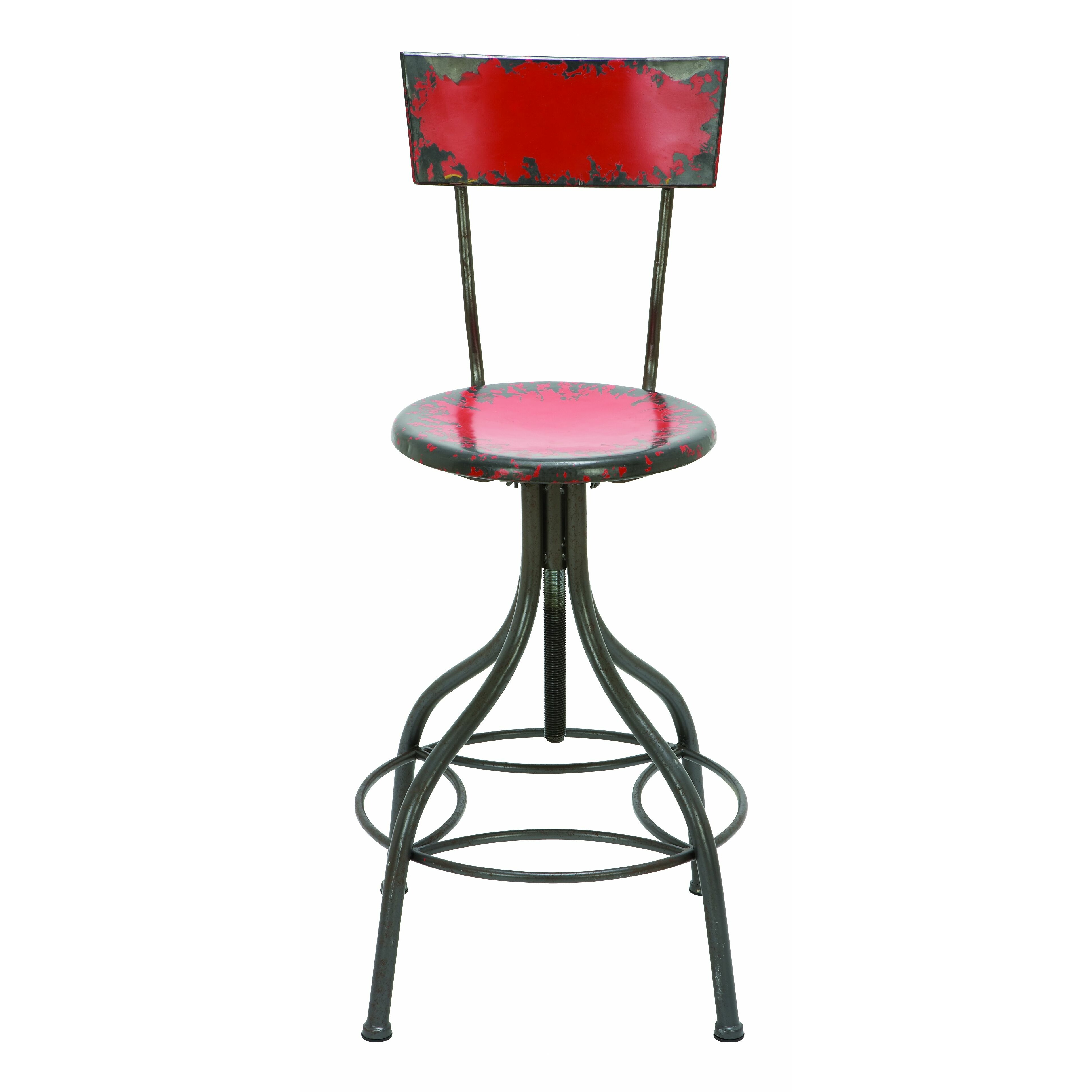 Trent Austin Design Marshall Adjustable Height Bar Stool