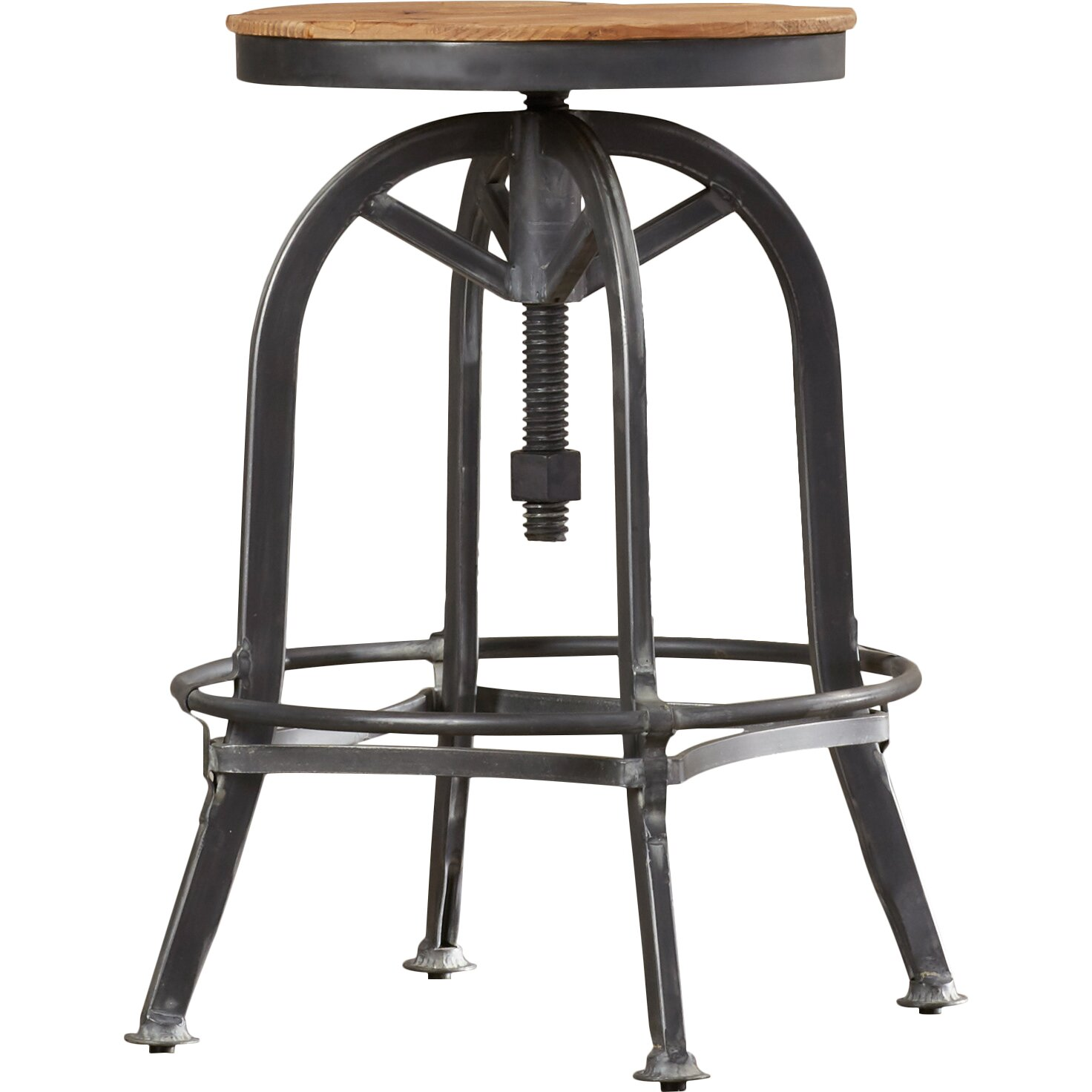 trent austin design southbridge adjustable height swivel bar stool reviews wayfair. Black Bedroom Furniture Sets. Home Design Ideas