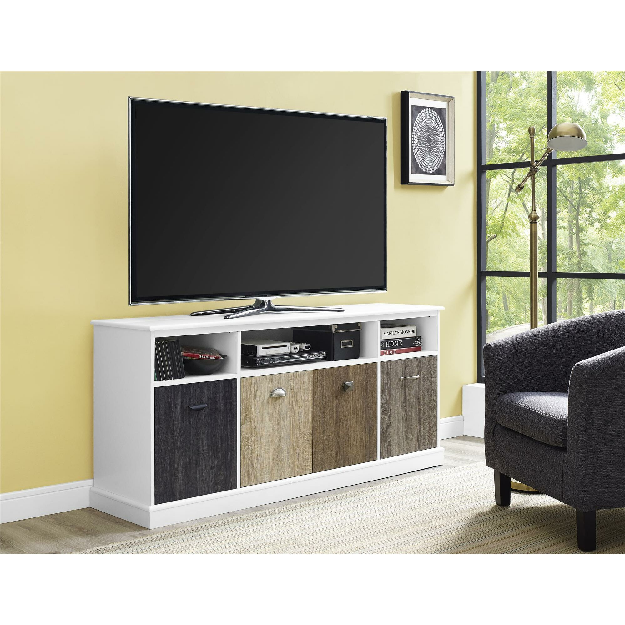 Trent Austin Design Dovewood Tv Stand Reviews Wayfair