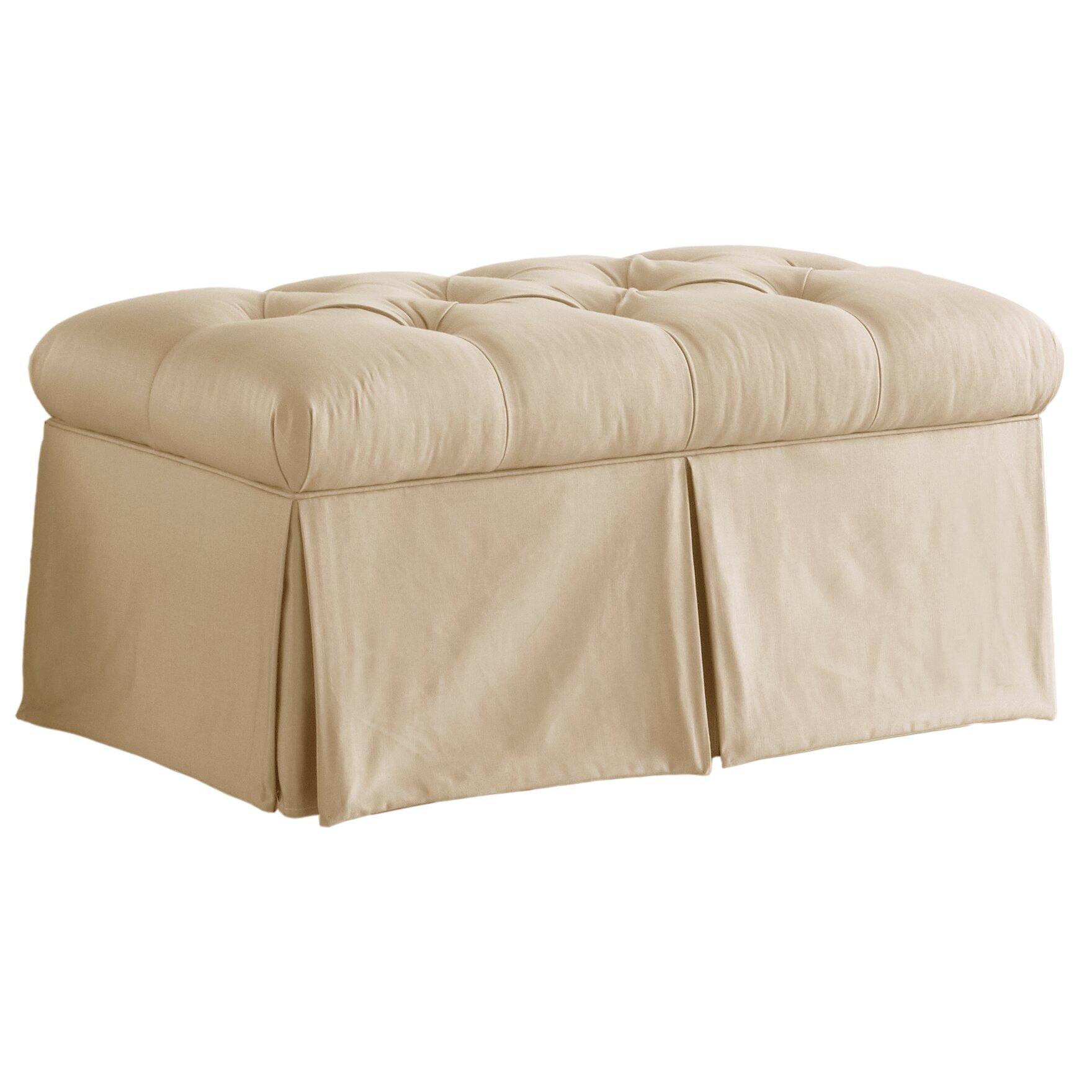 house of hampton cooper tufted upholstered microdenier storage bench reviews wayfair. Black Bedroom Furniture Sets. Home Design Ideas
