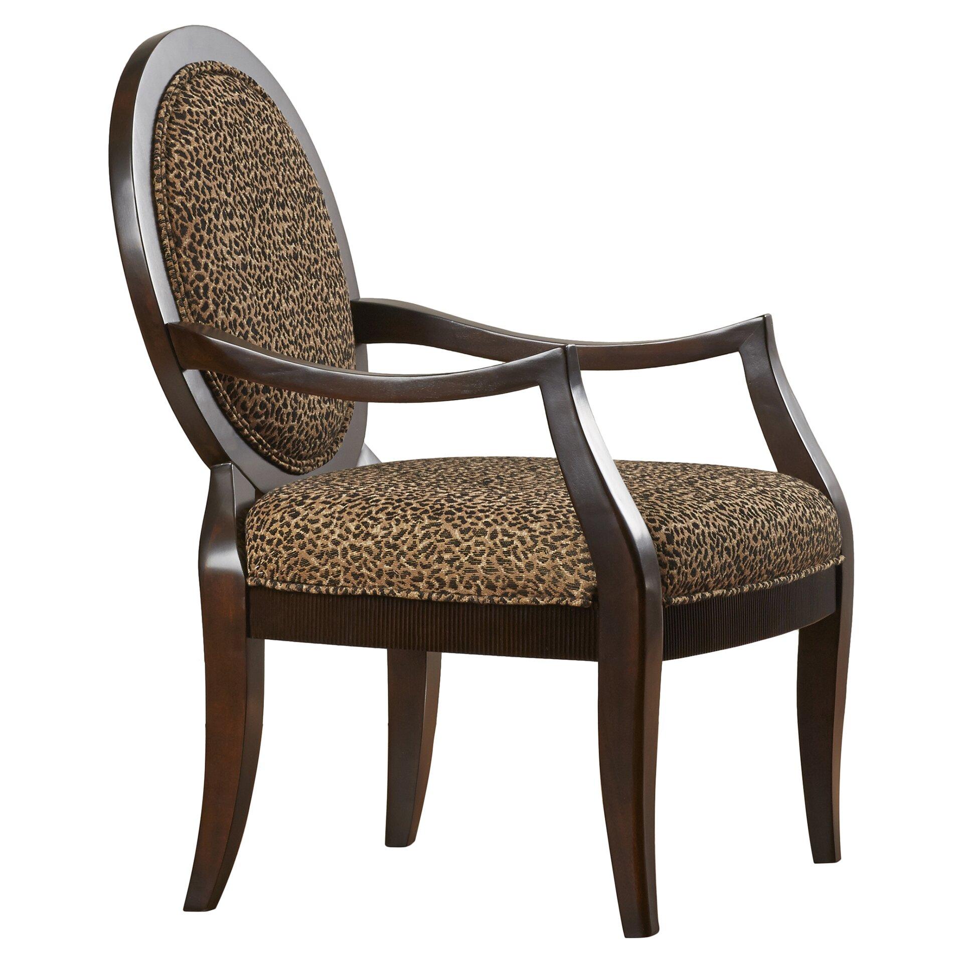 leopard print arm chair modern home design