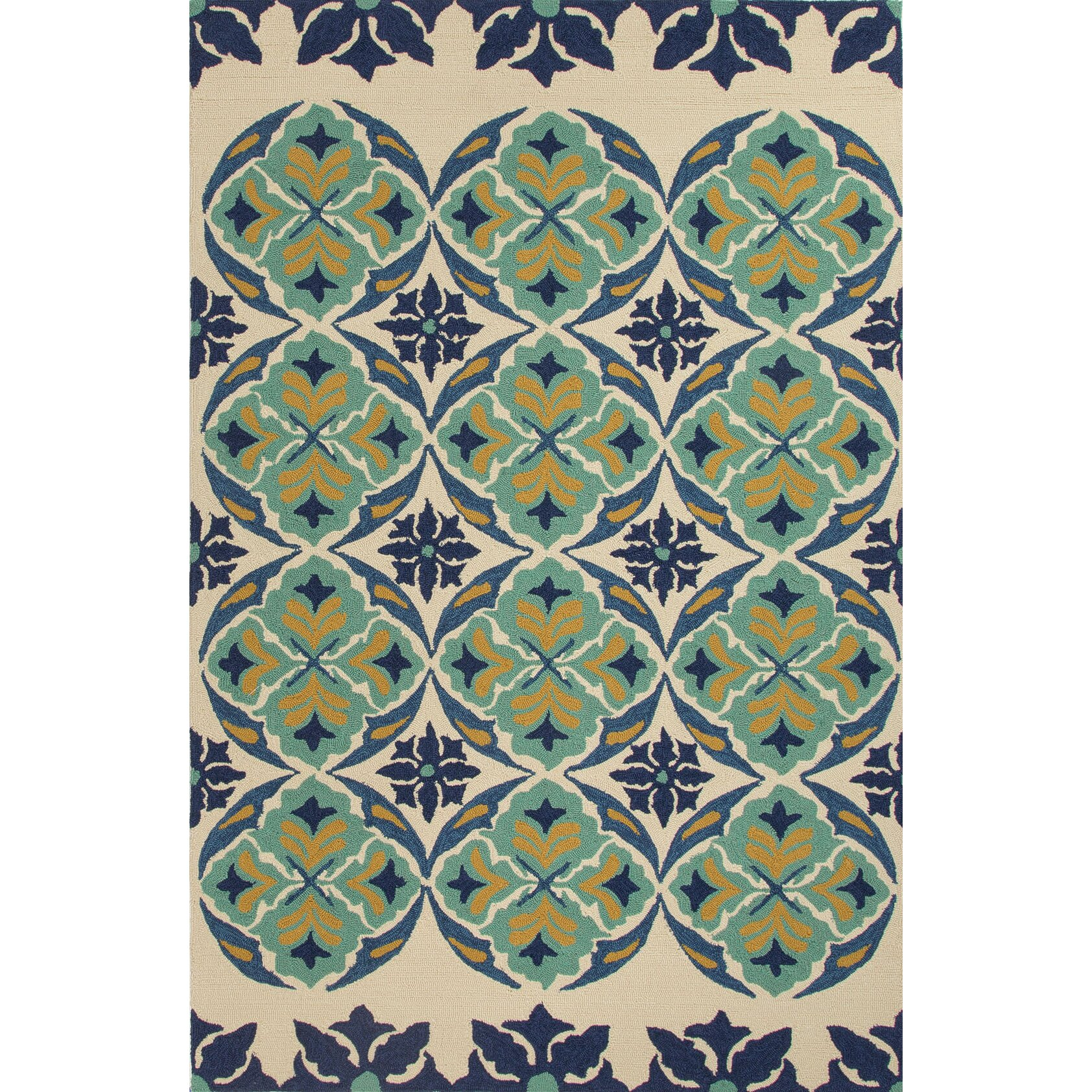 Bungalow Rose Shilin Indoor Outdoor Area Rug & Reviews
