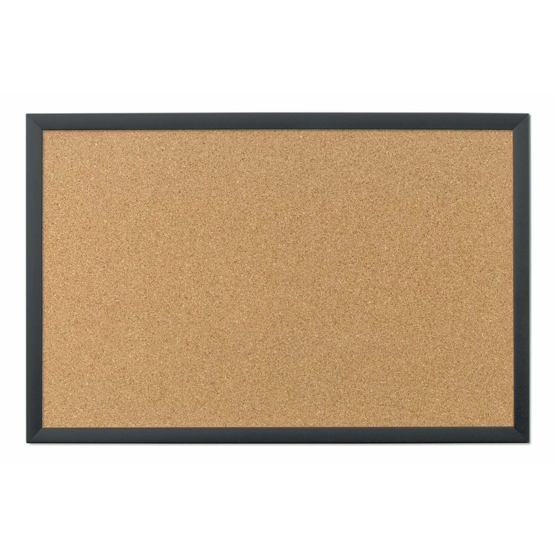 u brands llc cork wall mounted bulletin board reviews