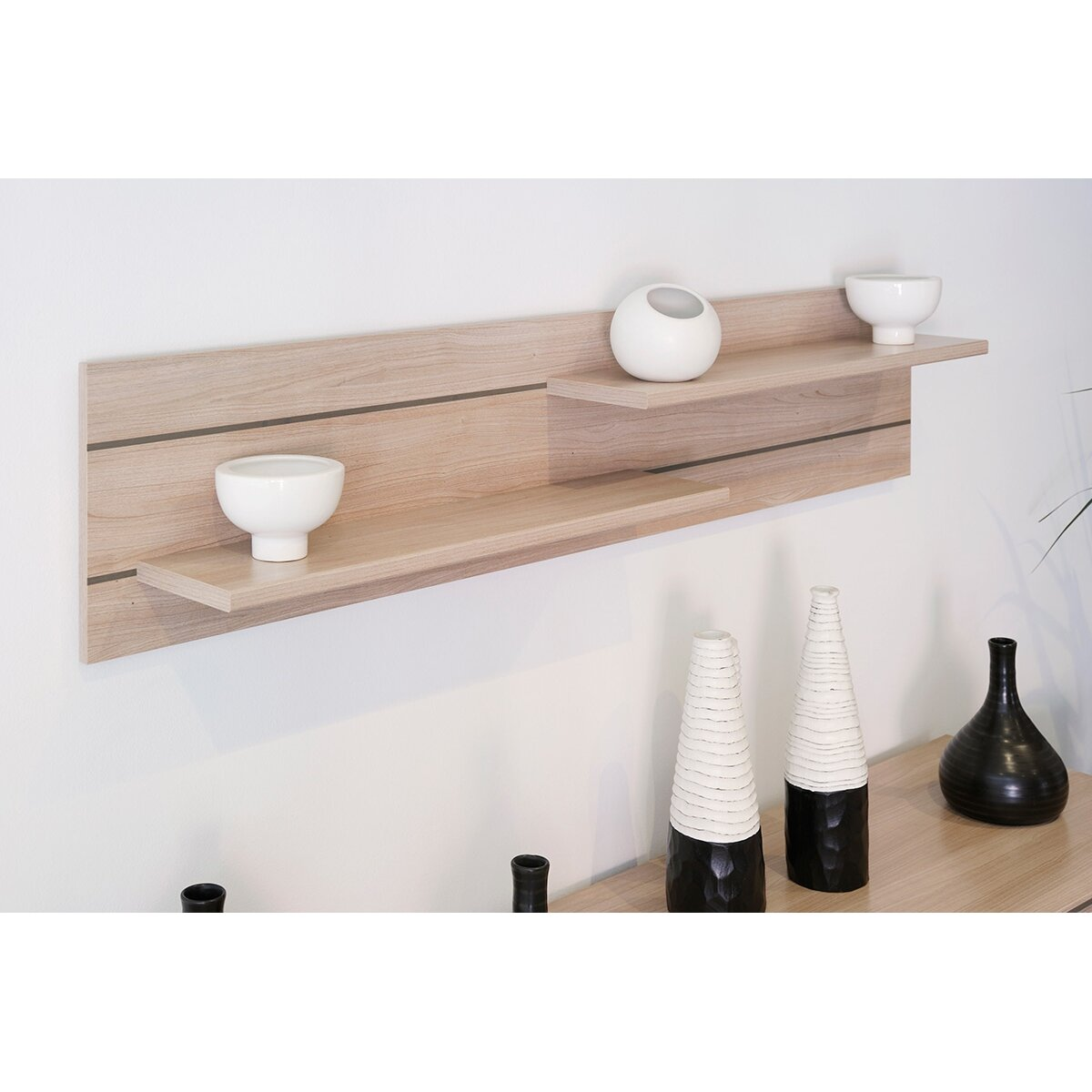 Parisot nolita wall shelf reviews wayfair for Decoration murale wayfair