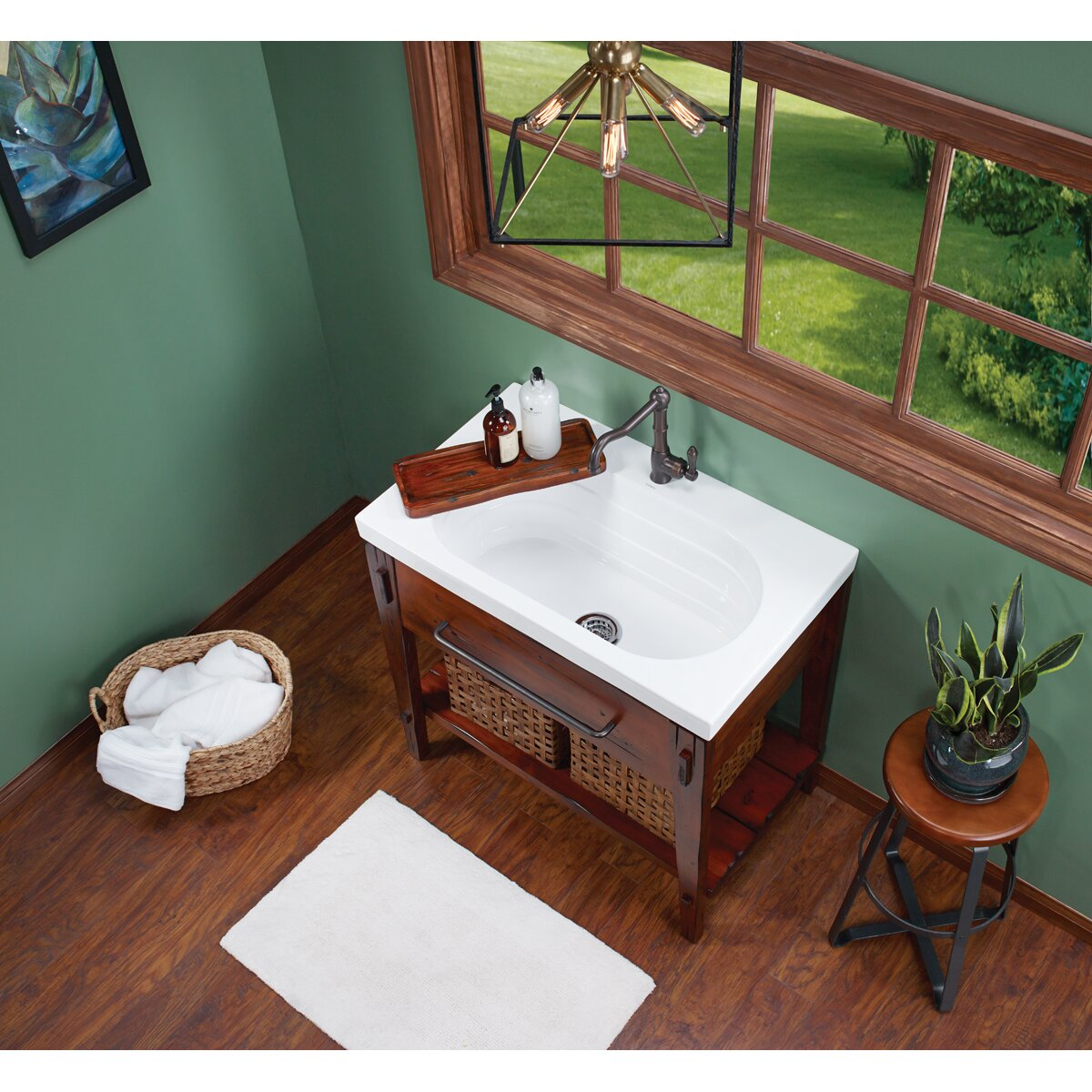 Ronbow portland 36 bathroom vanity set reviews wayfair for Bathroom vanity portland oregon