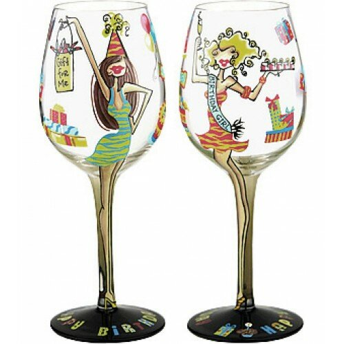 95 Sunny Bottom 39 S Up Wine Glass Reviews Wayfair