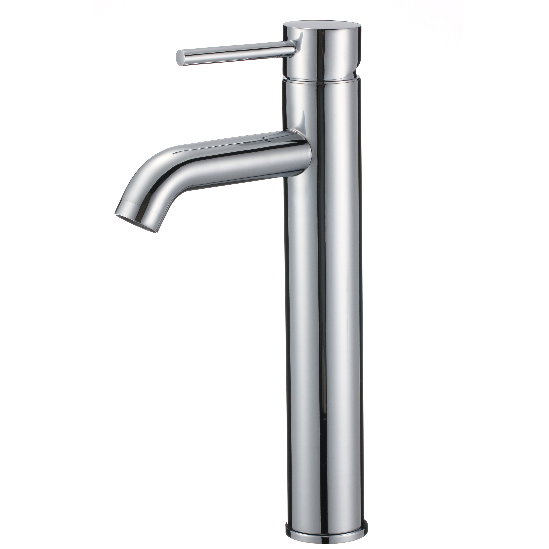 ... Designs by EMA Single Handle Bathroom Sink Faucet & Reviews Wayfair