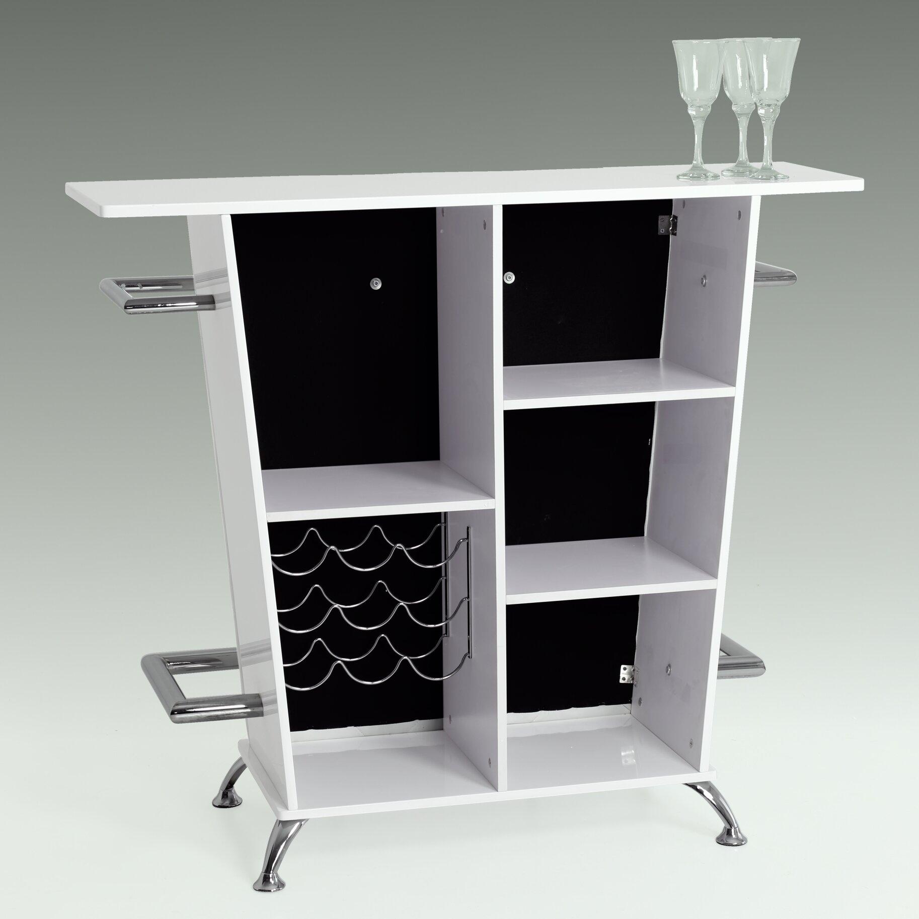 bartisch melissa bt mit weinregal von hela tische. Black Bedroom Furniture Sets. Home Design Ideas