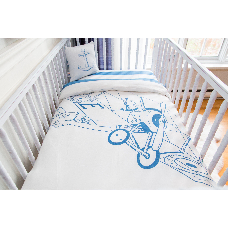 baby crib bedding sets organic  best baby crib inspiration - biplane  piece organic baby down duvet crib bedding set by atelier