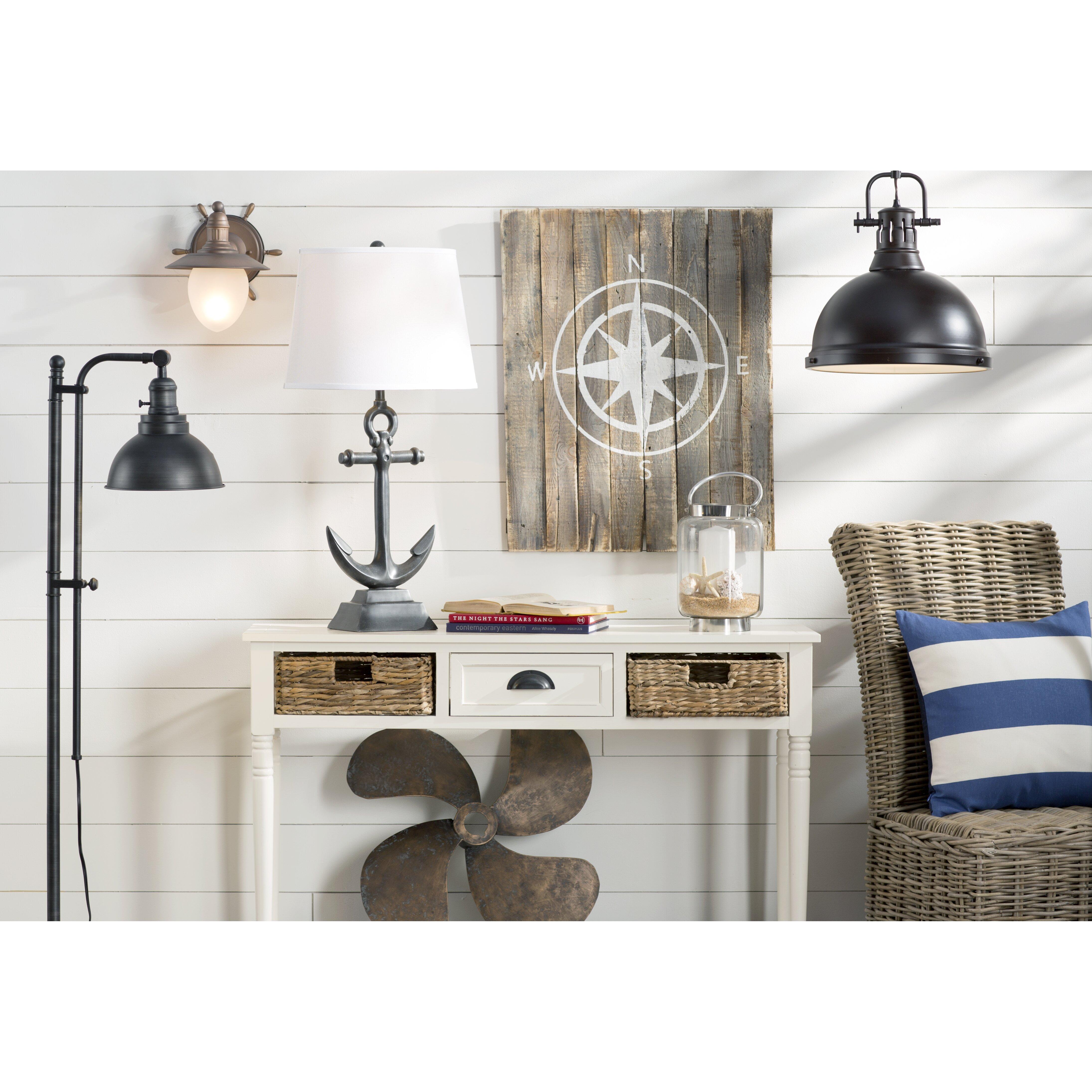 Breakwater Bay Mizzenmast 65 Quot Task Floor Lamp Amp Reviews Wayfair