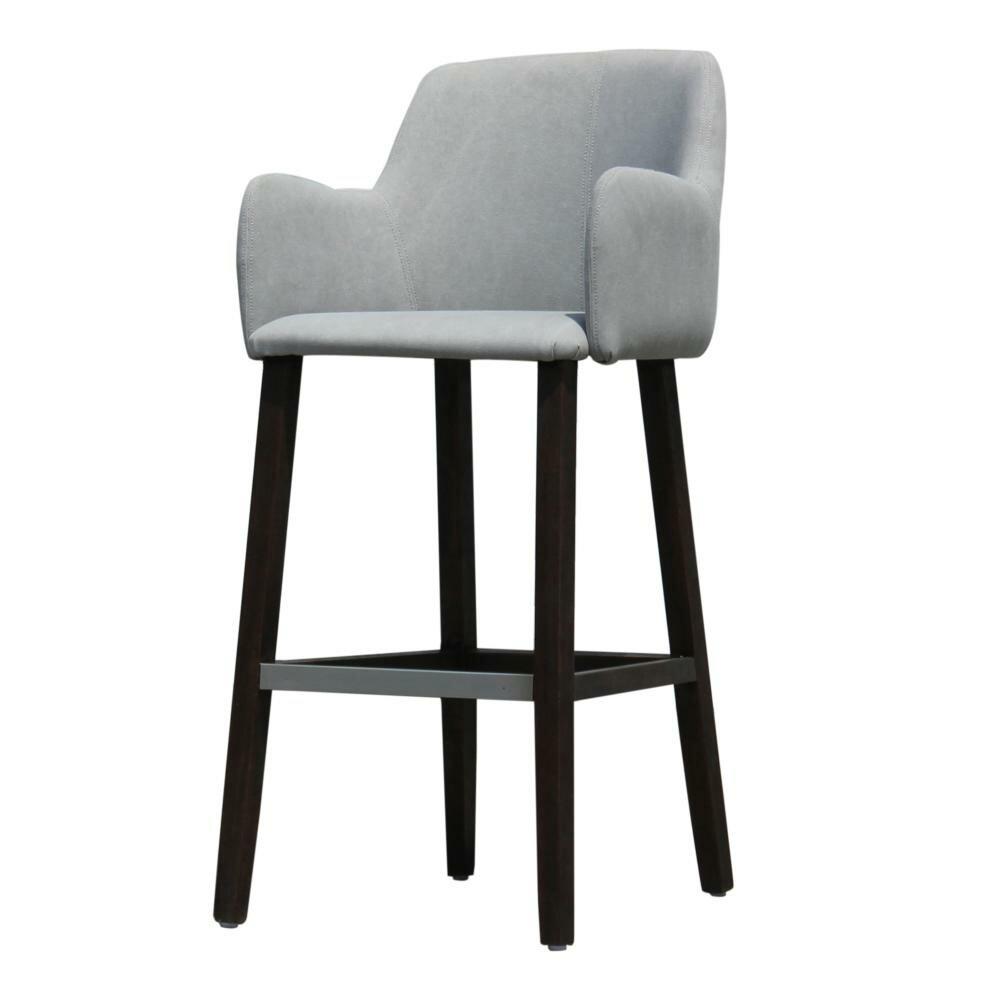 atlantic bar stool with cushion wayfair. Black Bedroom Furniture Sets. Home Design Ideas