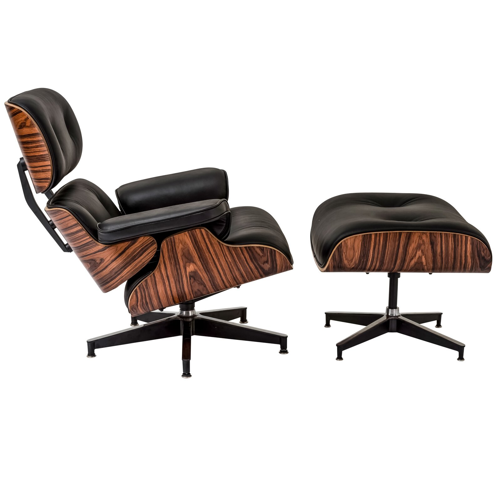 Edgemod Windsor Lounge Chair and Ottoman Set & Reviews