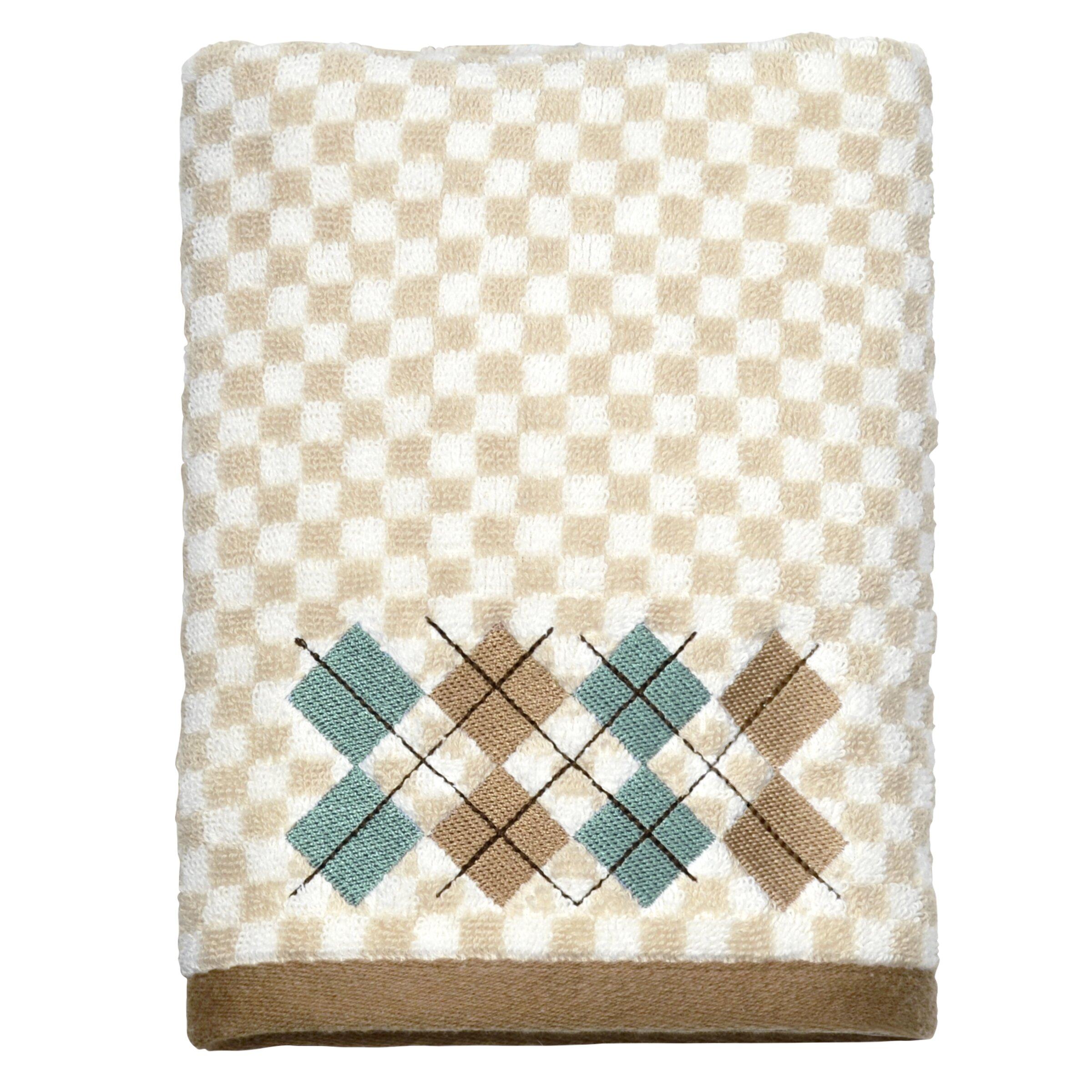 Peri Home Towels: Peri Home Argyle Hand Towel & Reviews